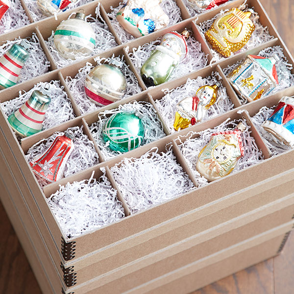Christmas Ornament Storage.The Best Tips Products For Storing Christmas Decorations