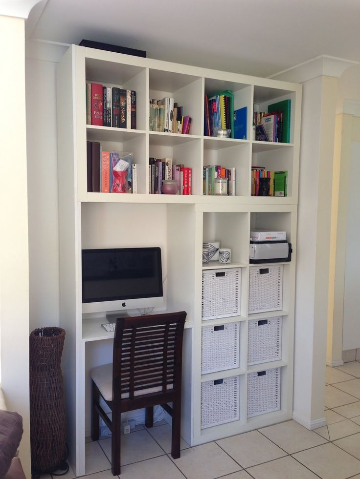 15 Super Smart Ways to Use the IKEA Kallax Bookcase
