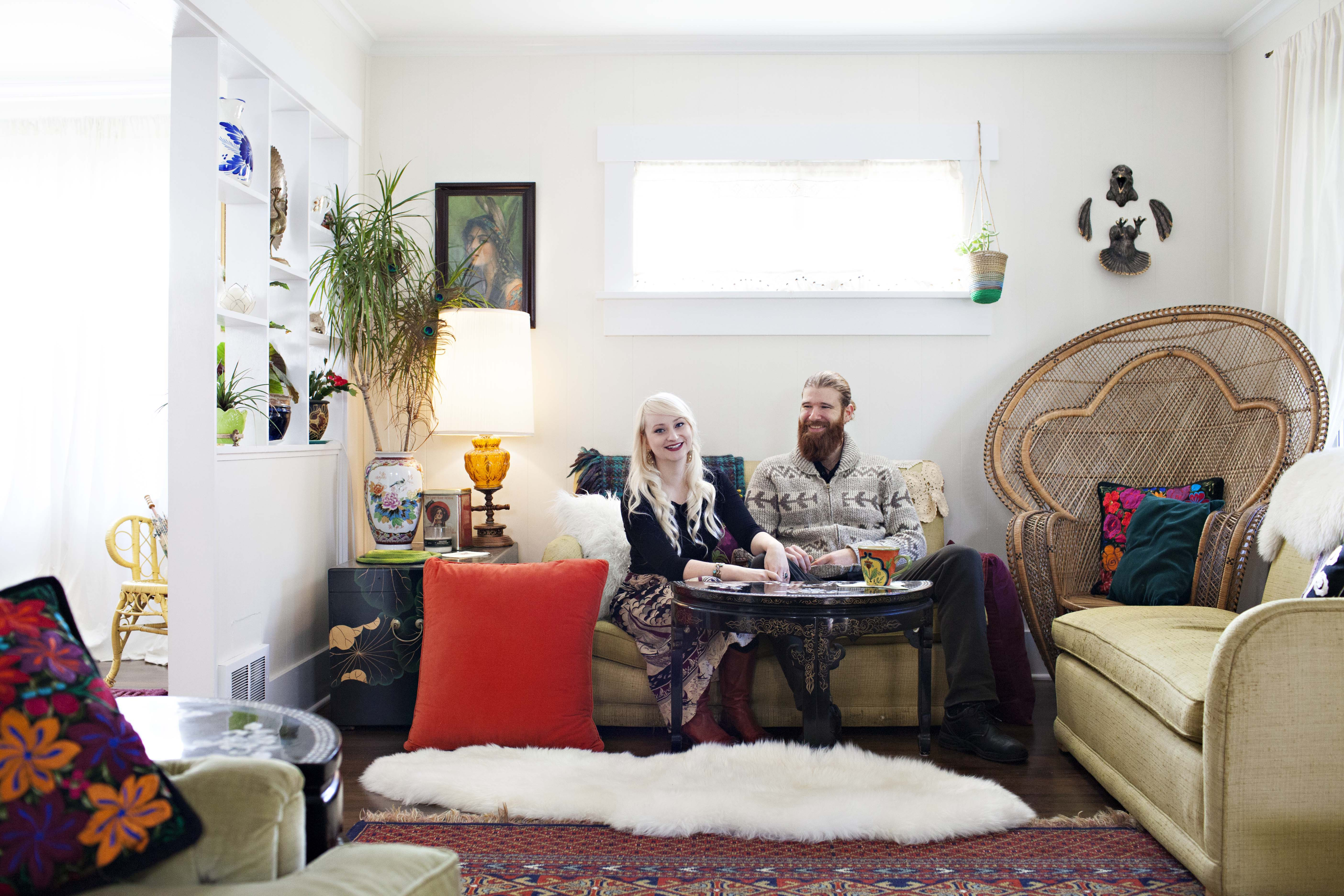A Vintage Lover S First Home