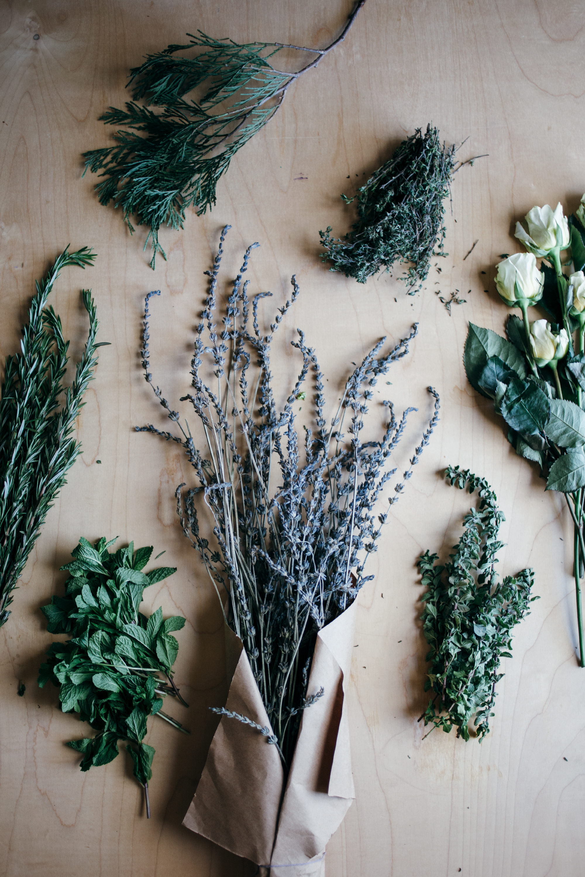 DIY Smudge Sticks to Cleanse Your Home   Apartment Therapy