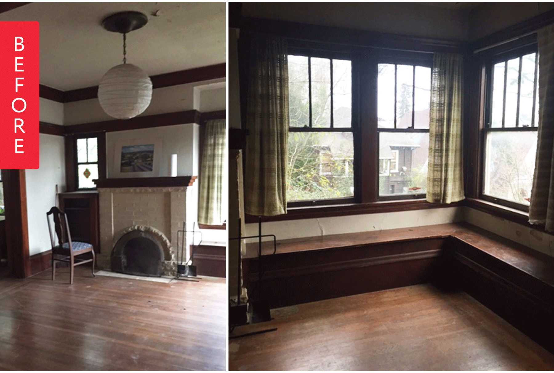 Before And After A Craftsman Reinvigorated By A Thoughtful