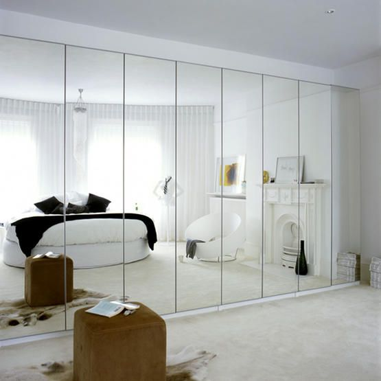 Plagued With Dated Mirrored Walls 5