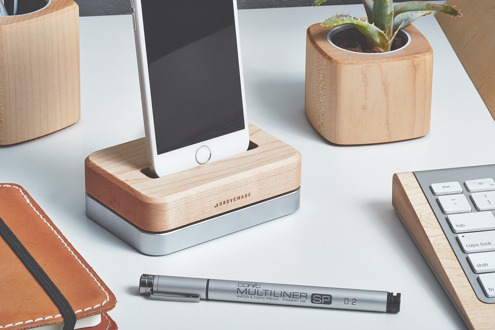 10 Phone Charging Docks & Stations That Actually Look Good