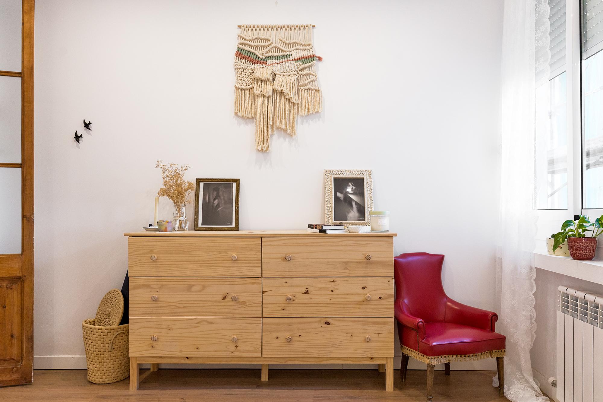 Dresser Clutter Free Forever