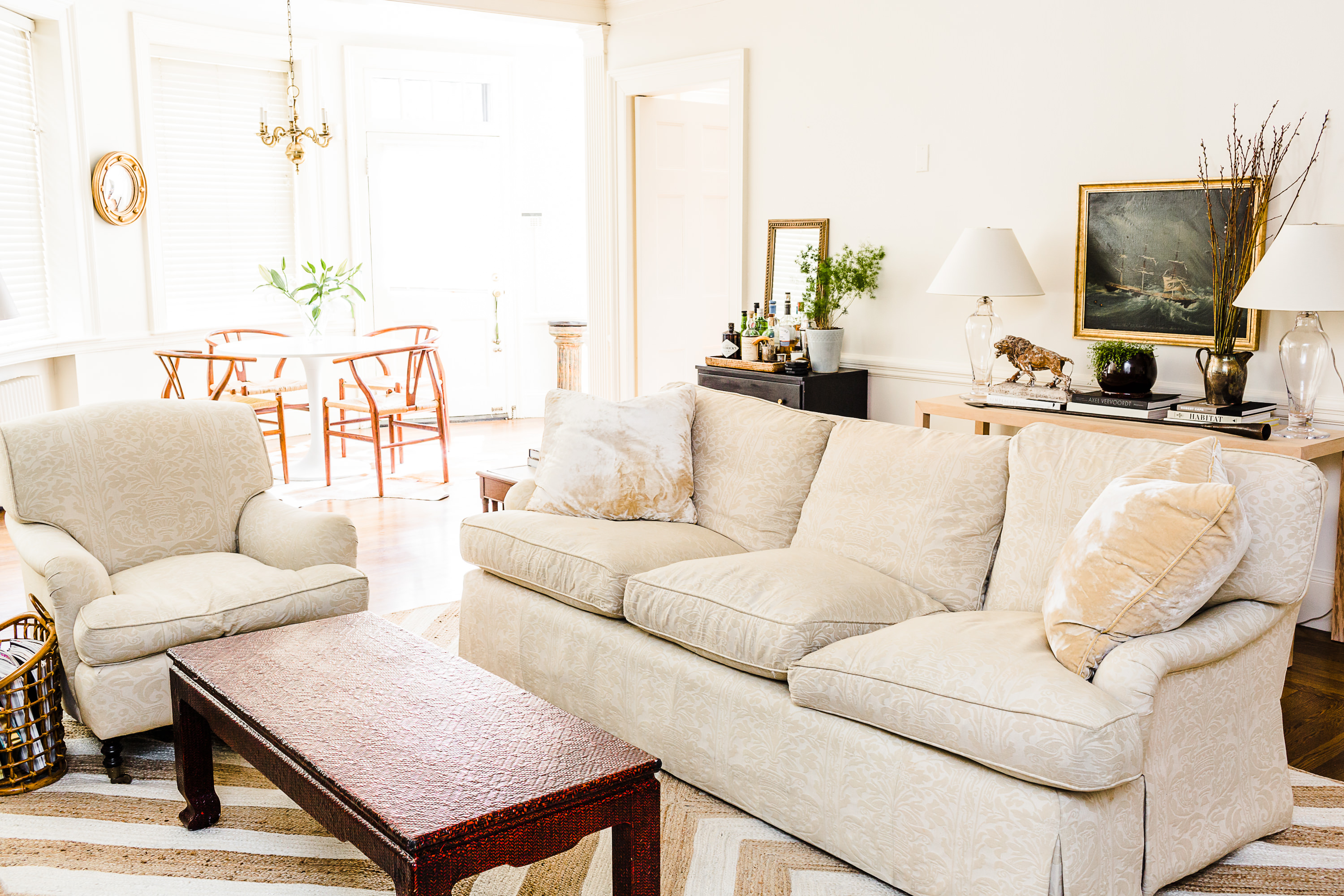 Where To Buy English Roll-Arm Sofas | Apartment Therapy