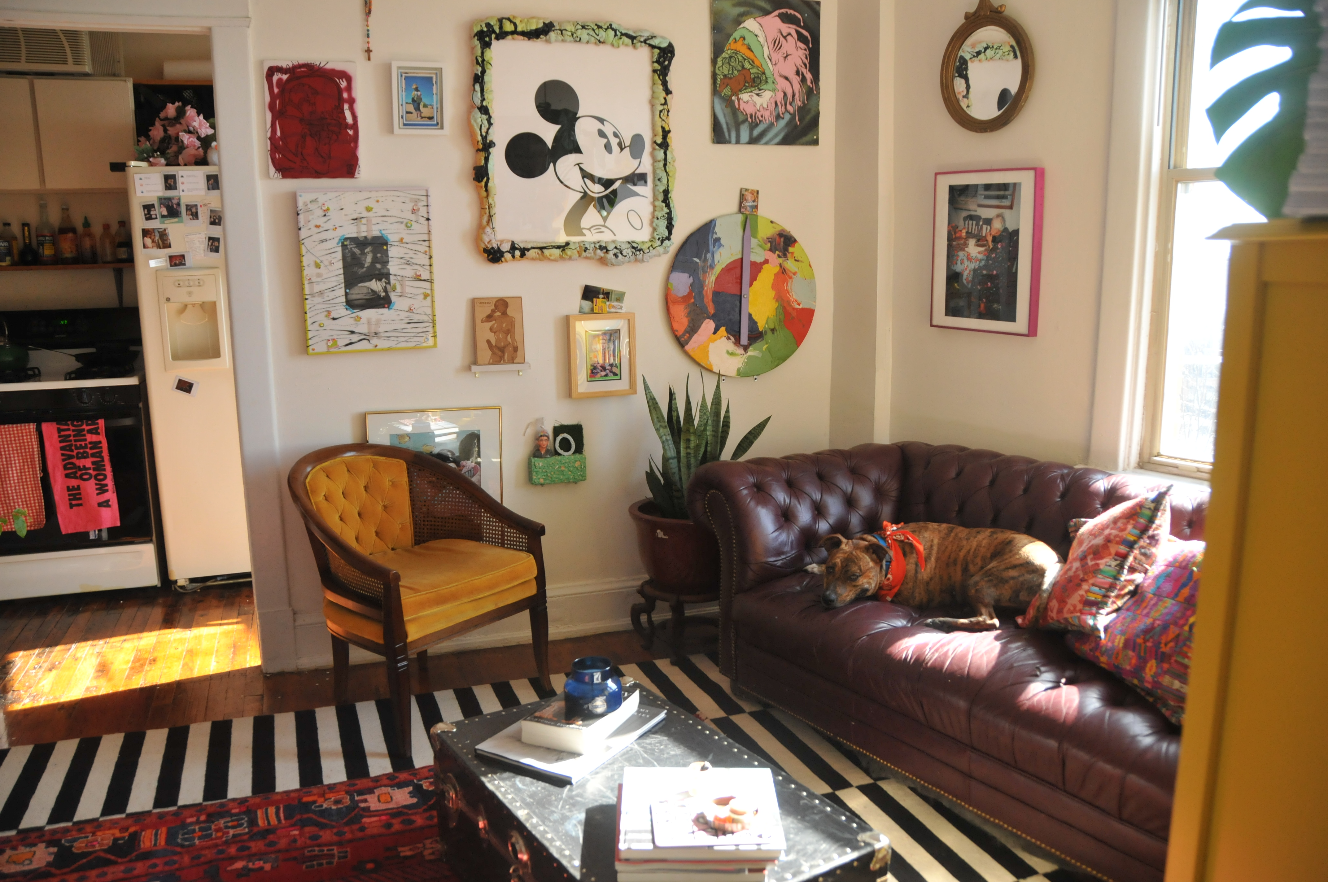 Wall to Wall Art, Plants & Vintage Goodness in a Quirky Cool ...