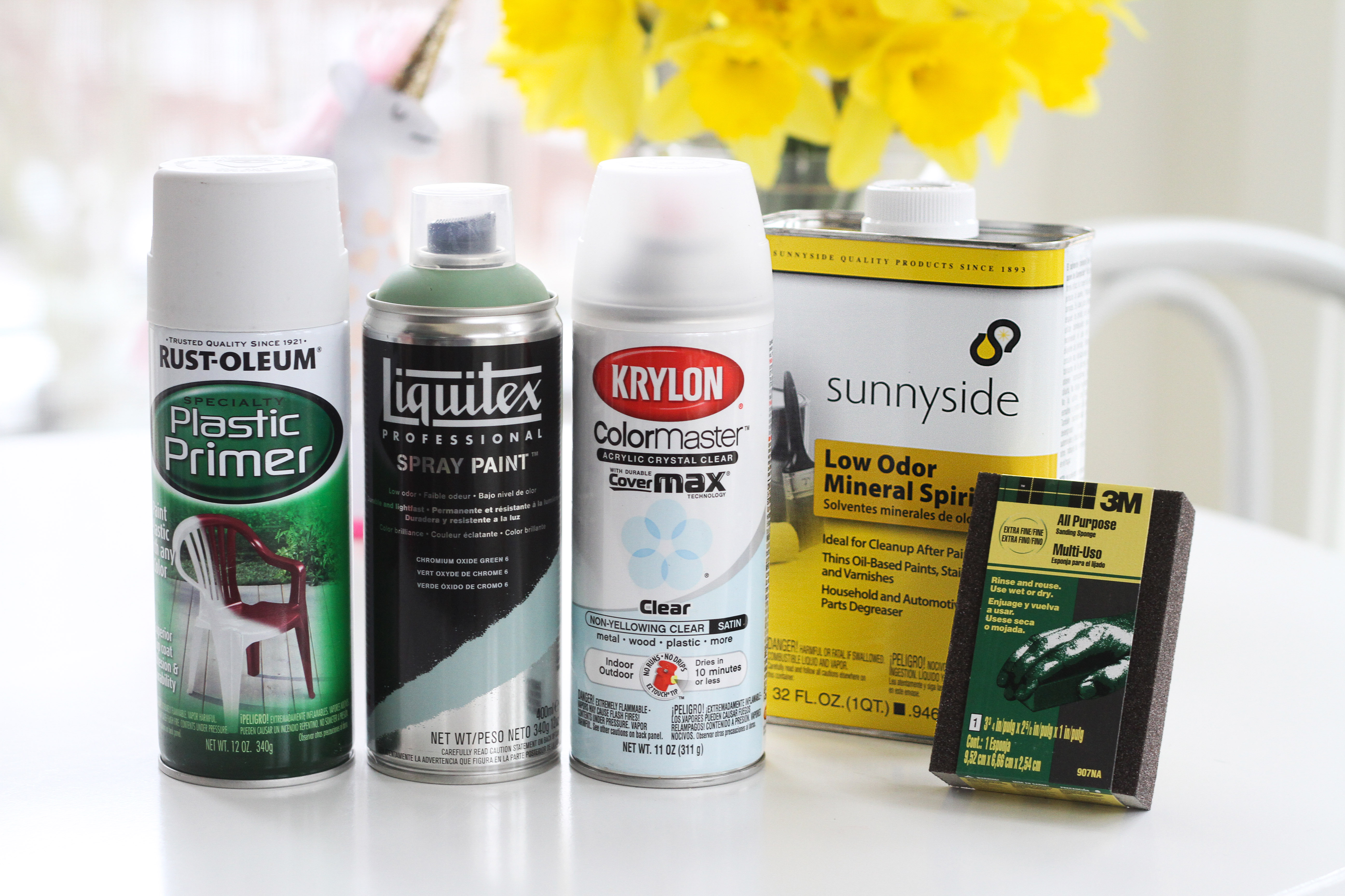 Learn How To Spray Paint Plastic the Right Way | Apartment