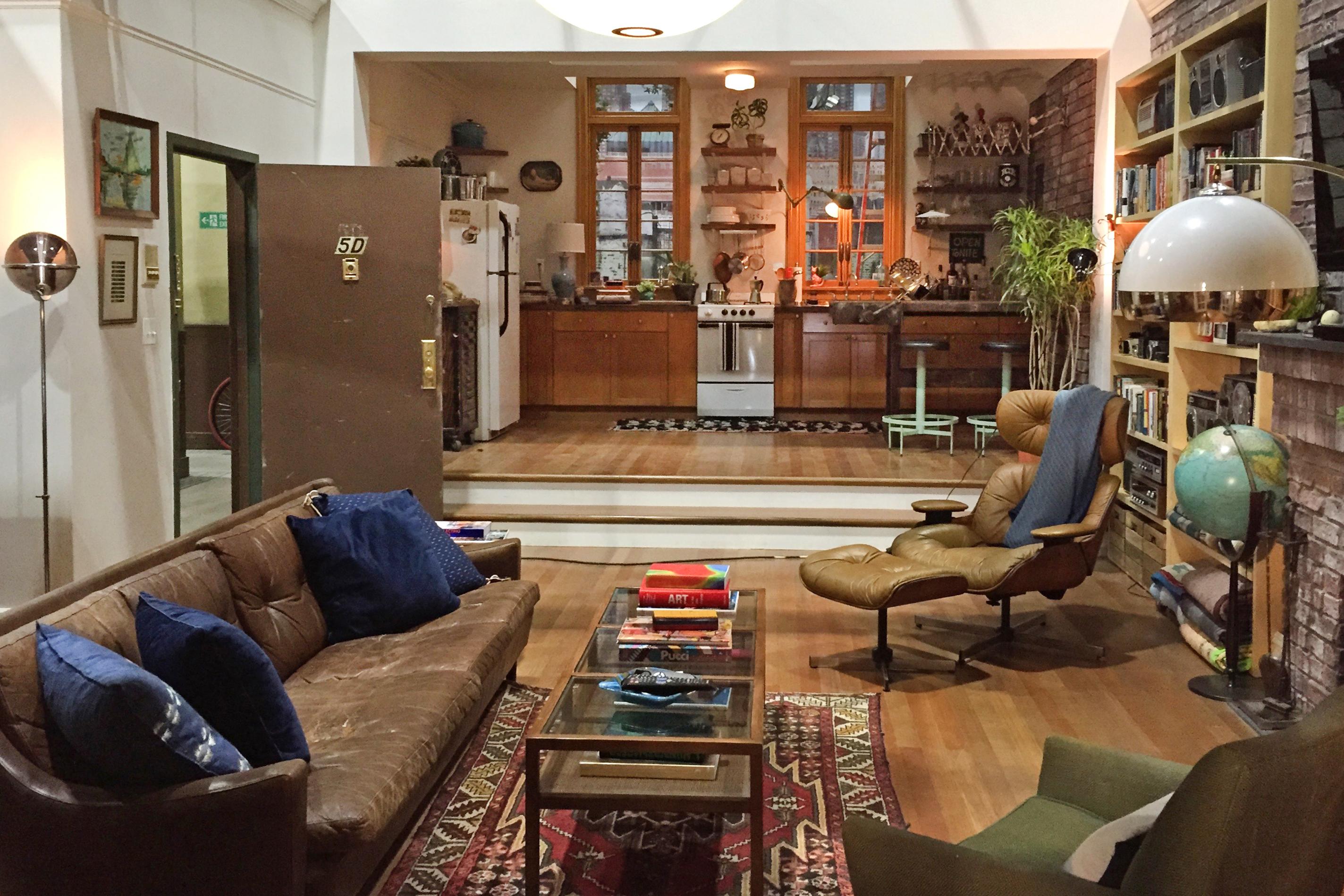 Master Of None Apartment Set Tour Apartment Therapy