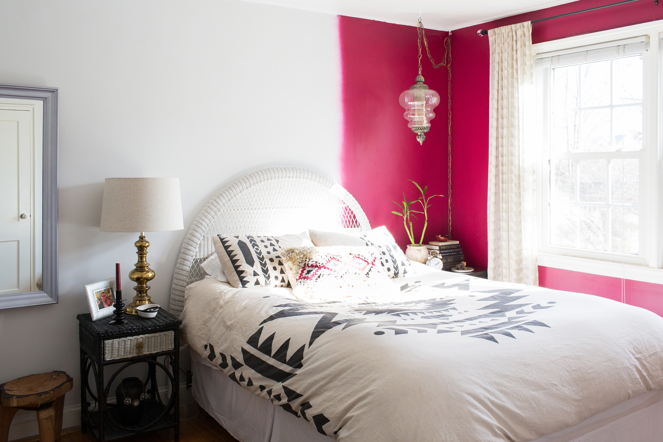 Unusual Painting Ideas For Awe Inspiring Accent Walls