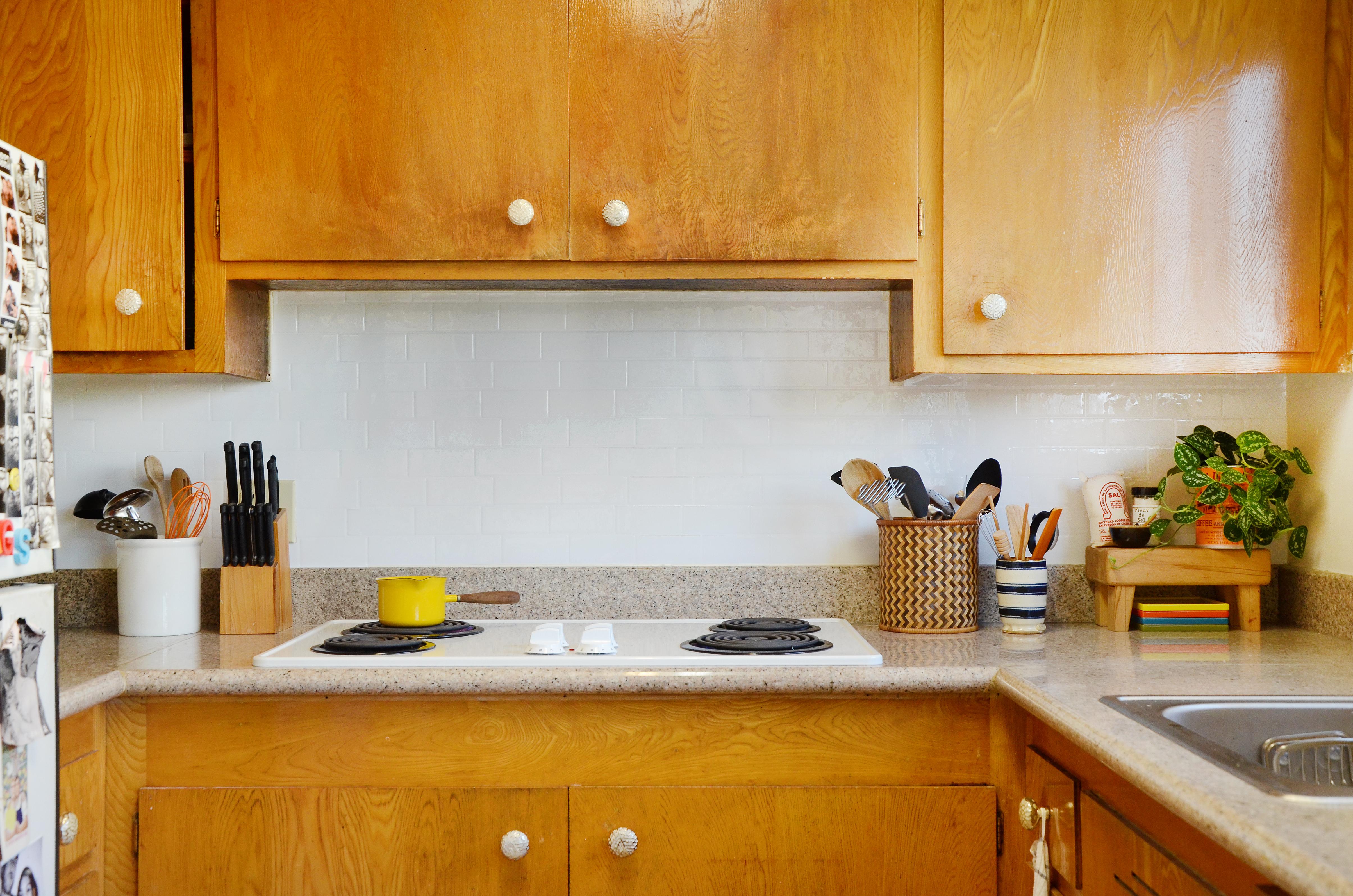 - Adhesive Smart Tiles Backsplash Review: How Renter-Friendly Is It