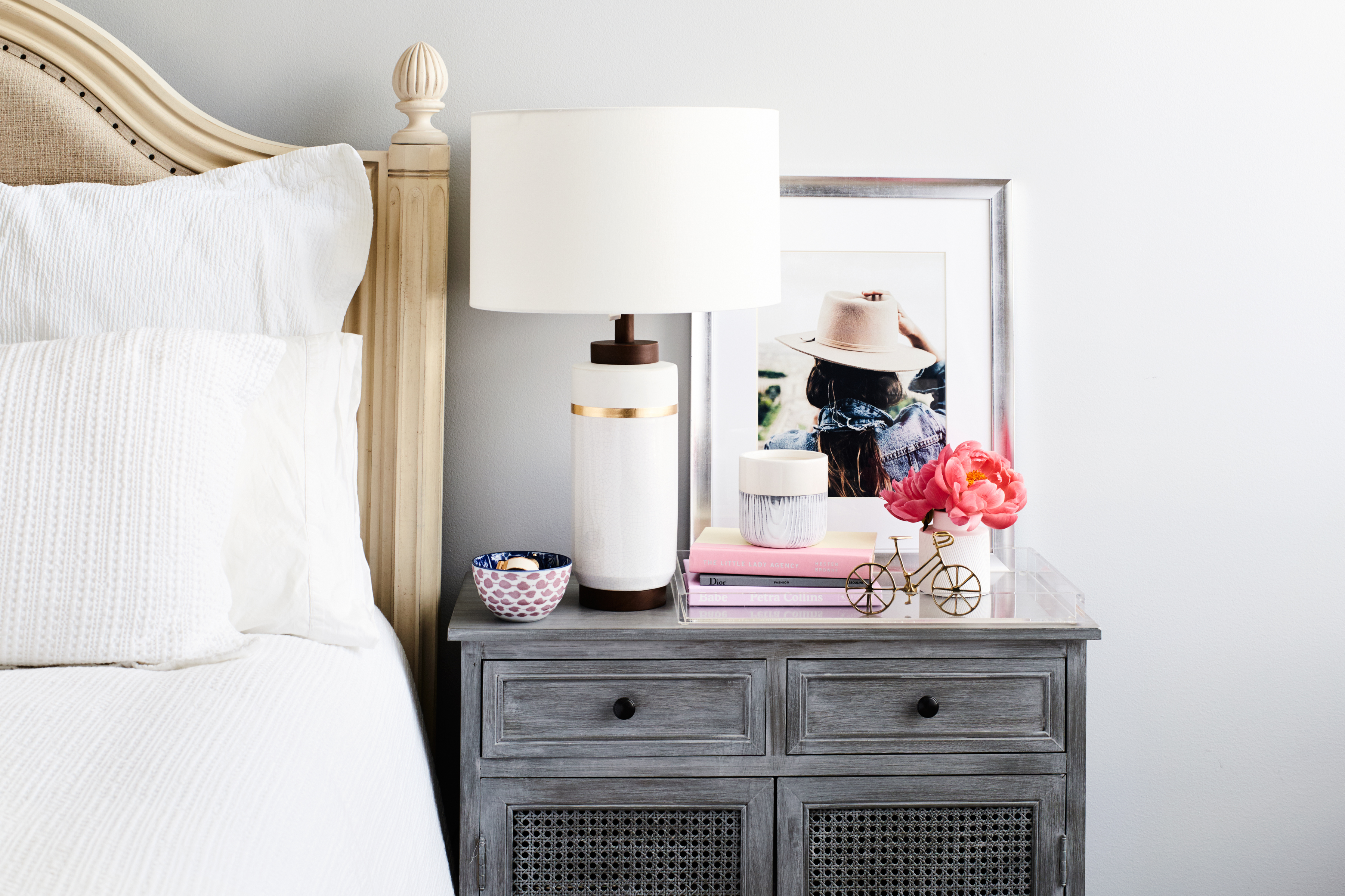 How To Style The Perfect Nightstand Apartment Therapy