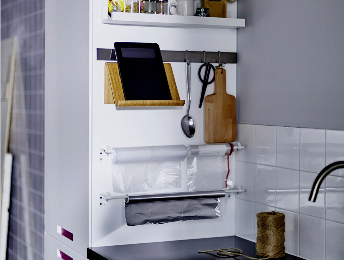 The Handy Storage Spot You're Forgetting to Use in Your Kitchen