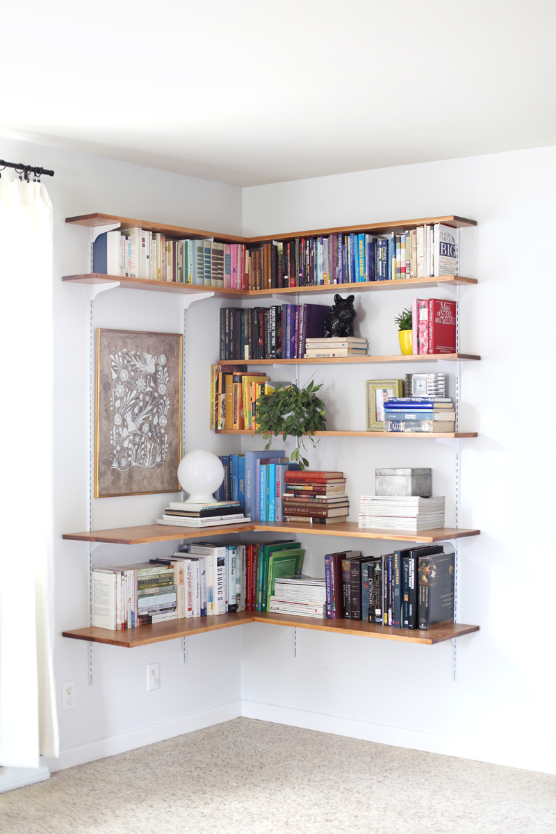 Fresh Ideas for Showing Off Your Book Collection   Apartment ...