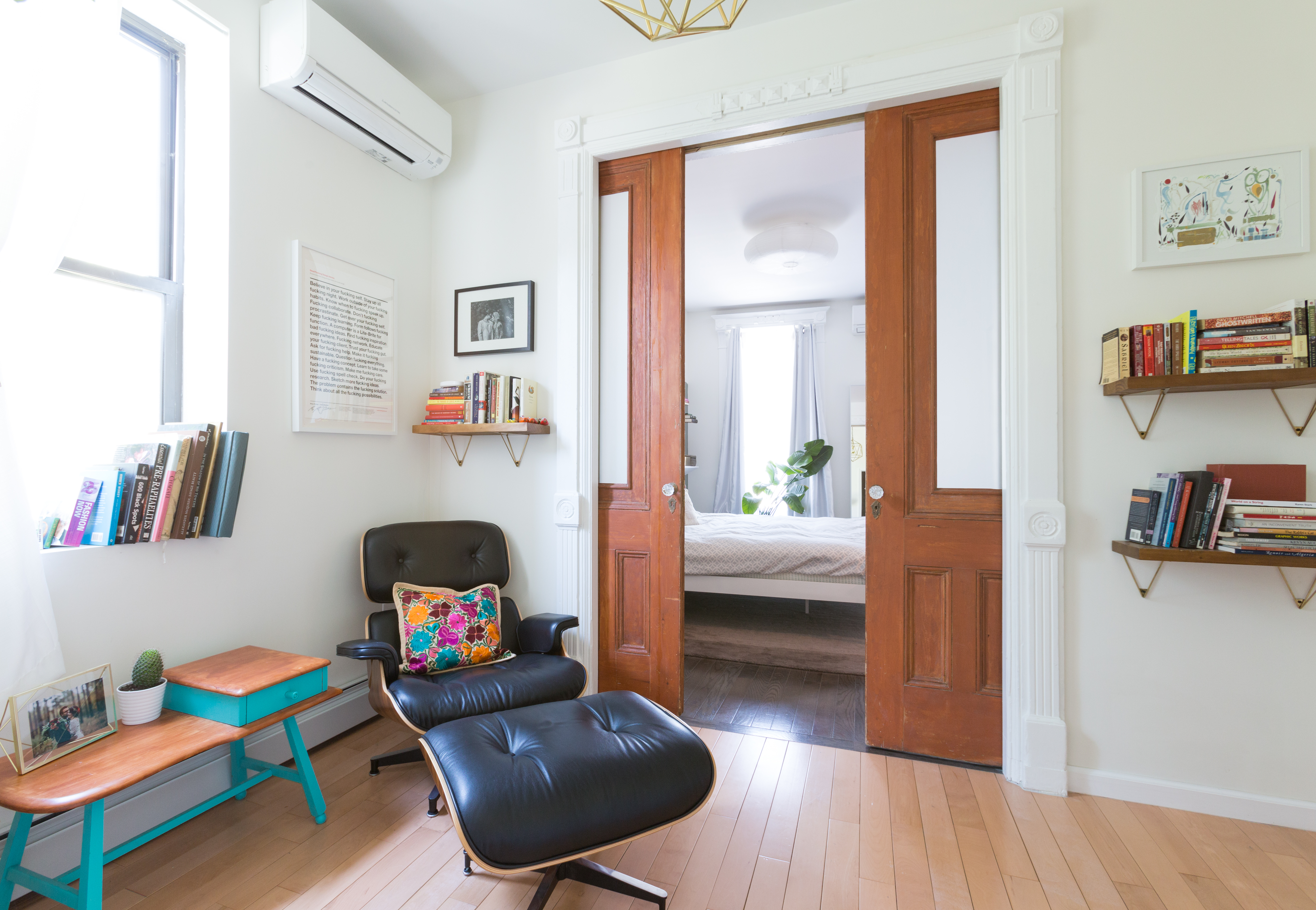 House Tour: A Bold Remodeled Brooklyn Brownstone   Apartment Therapy