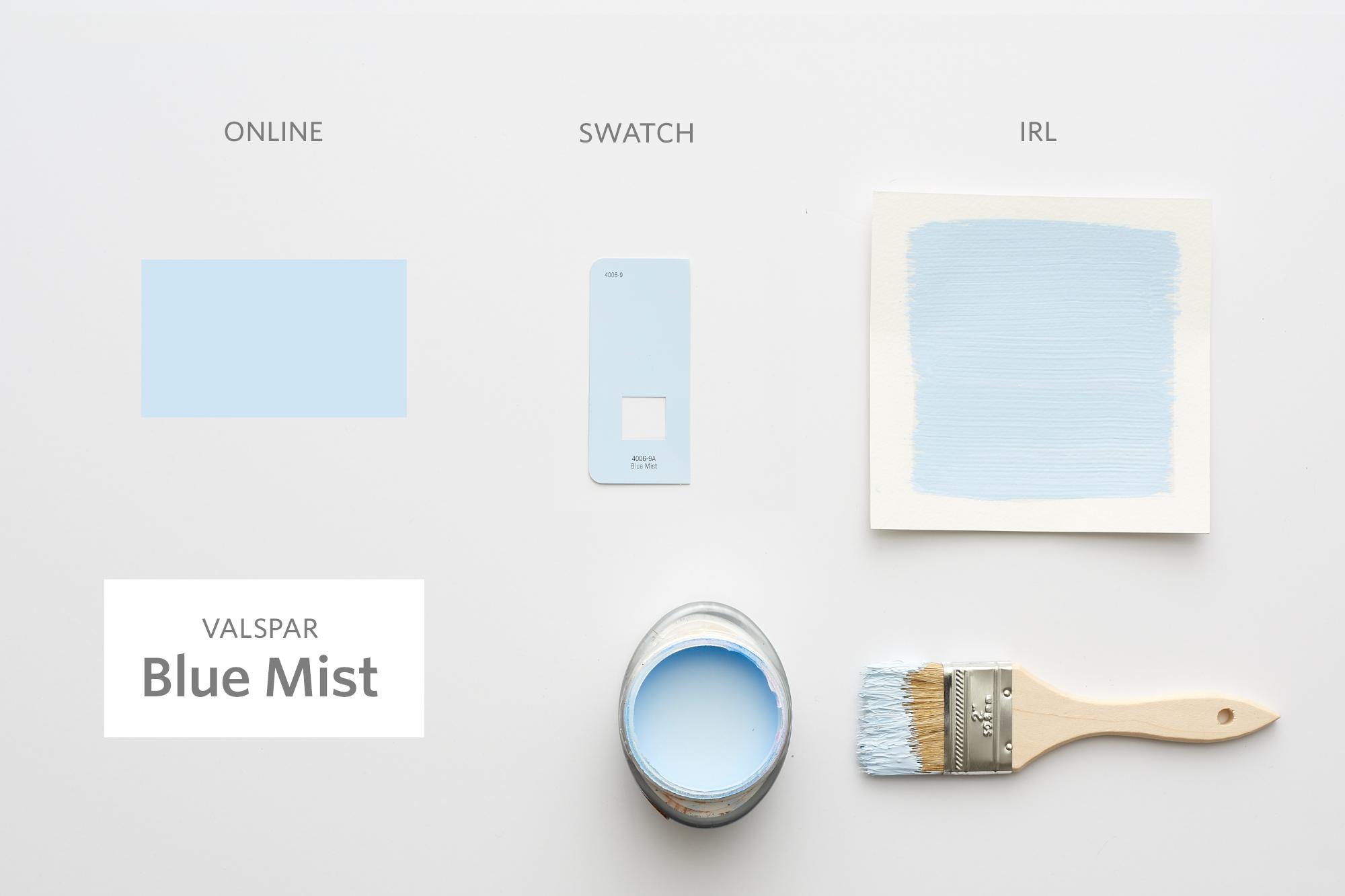 Color Cheat Sheet: The Best Blue Paint Colors | Apartment