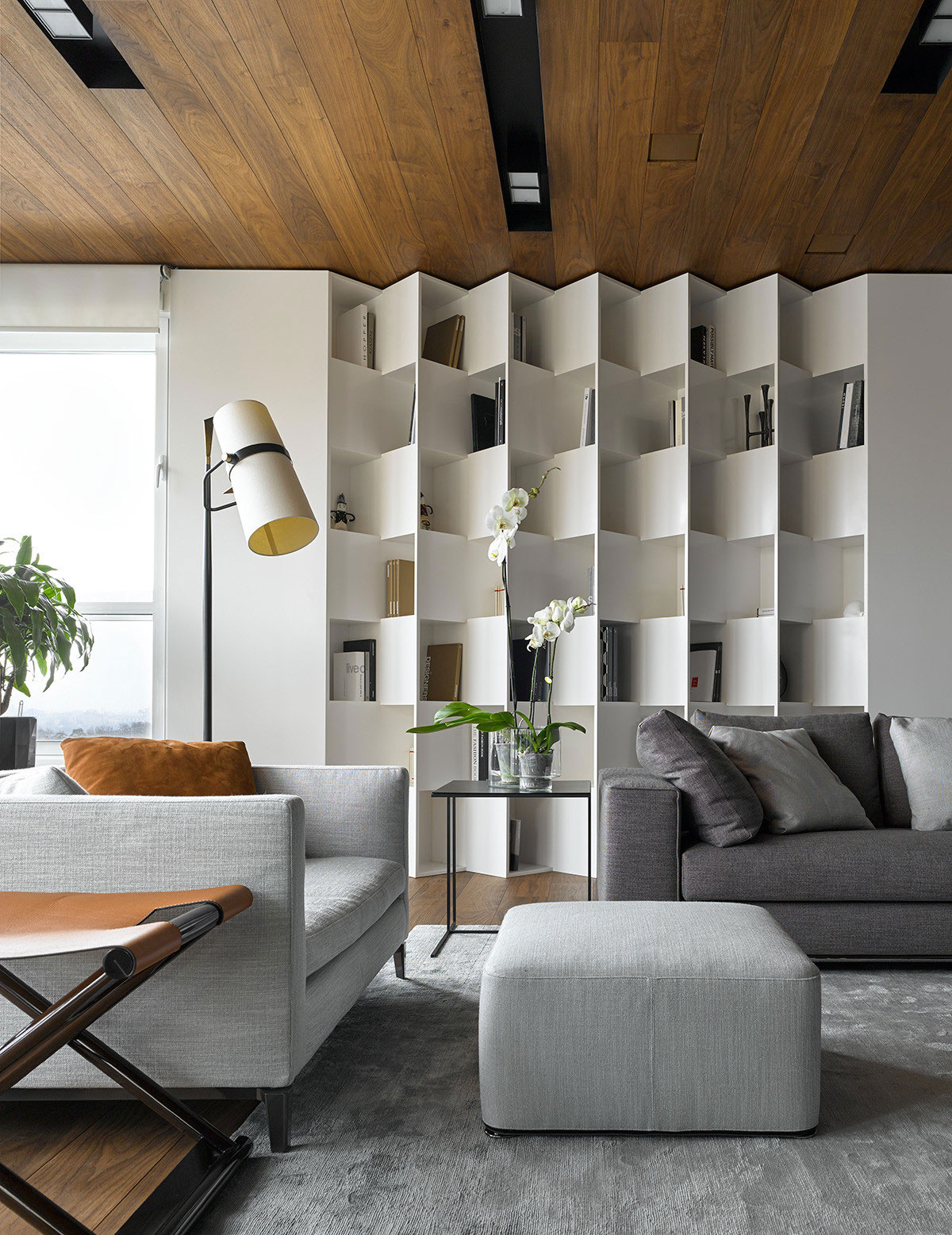 The World S Most Beautiful Built In Bookcases Apartment