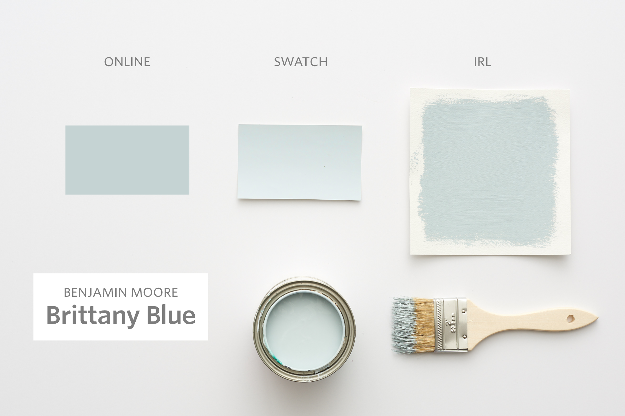 Color Cheat Sheet: The Best Blue Paint Colors | Apartment ...