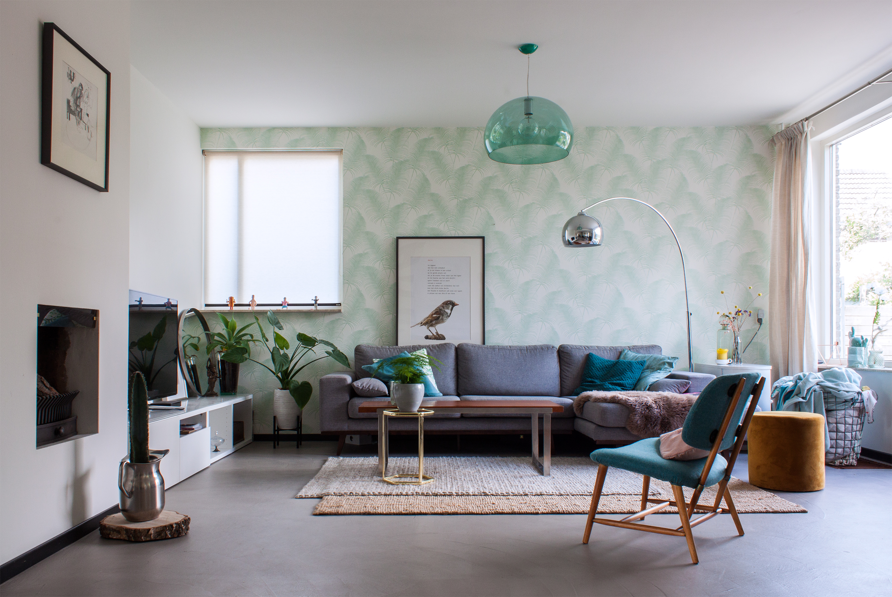 A dutch interior stylist reinvents her childhood home