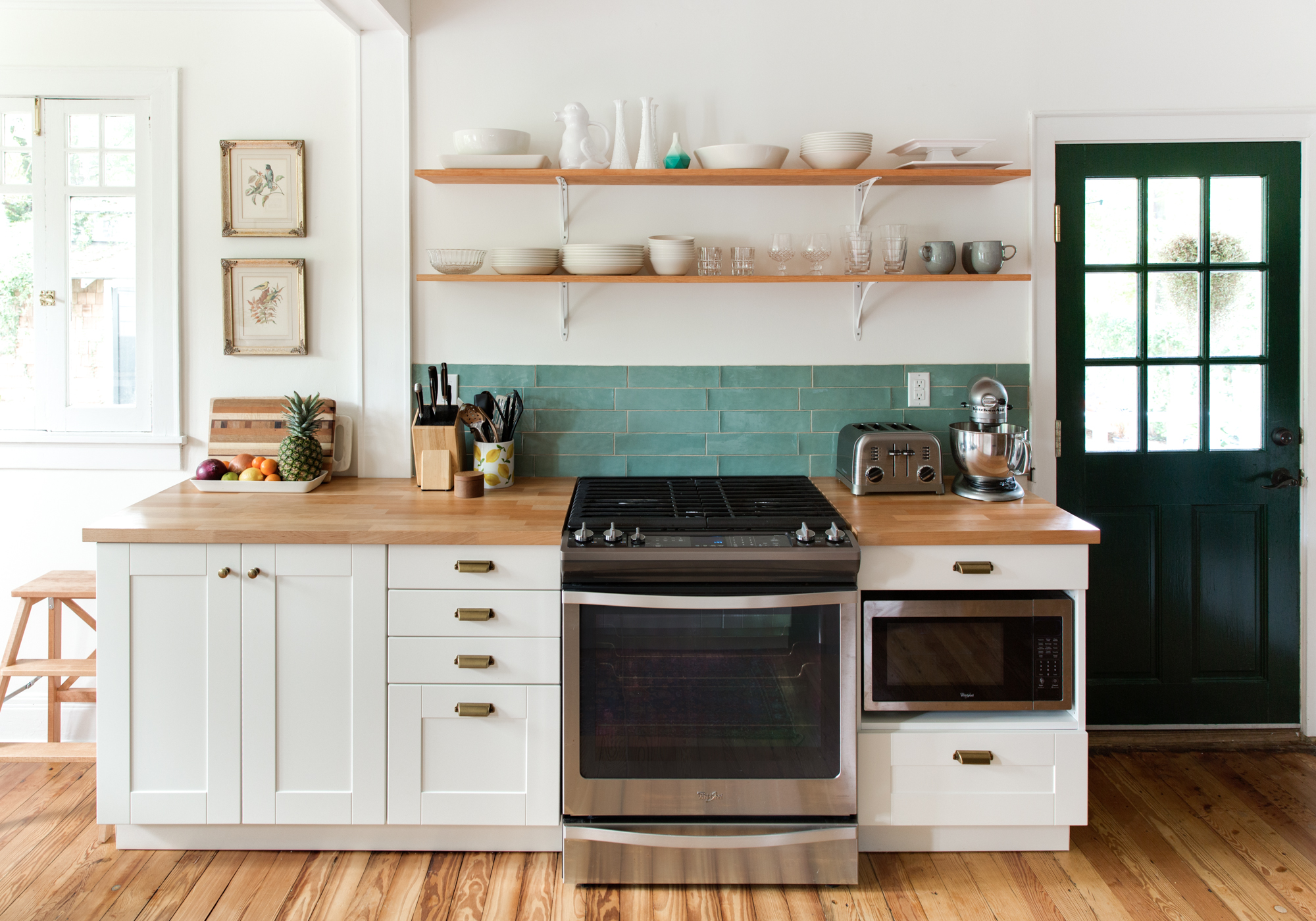 Beadboard Kitchen Cabinet Doors That Work With Any Style