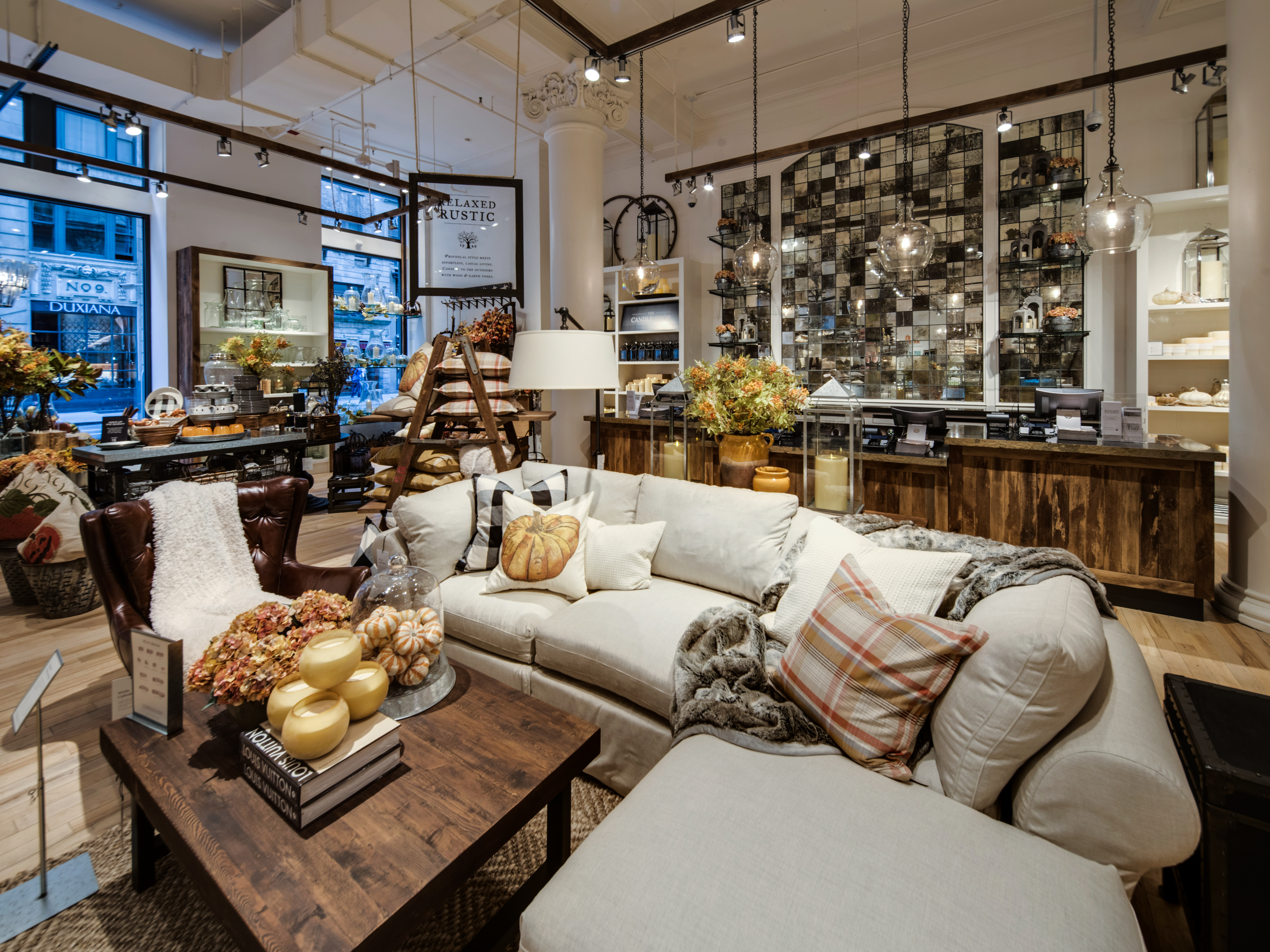 Pottery Barn\'s New NYC Flagship Focuses on Small Spaces ...