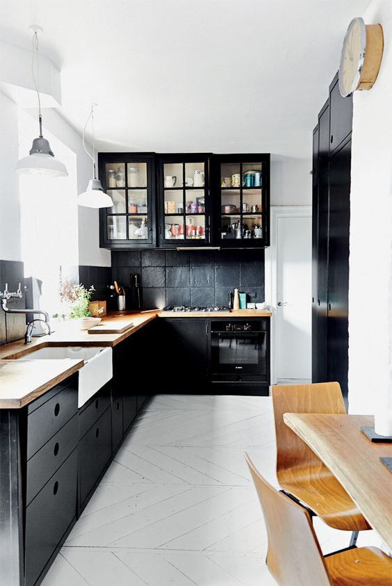 Butcher Block Countertops Are Beauty On A Budget Apartment Therapy