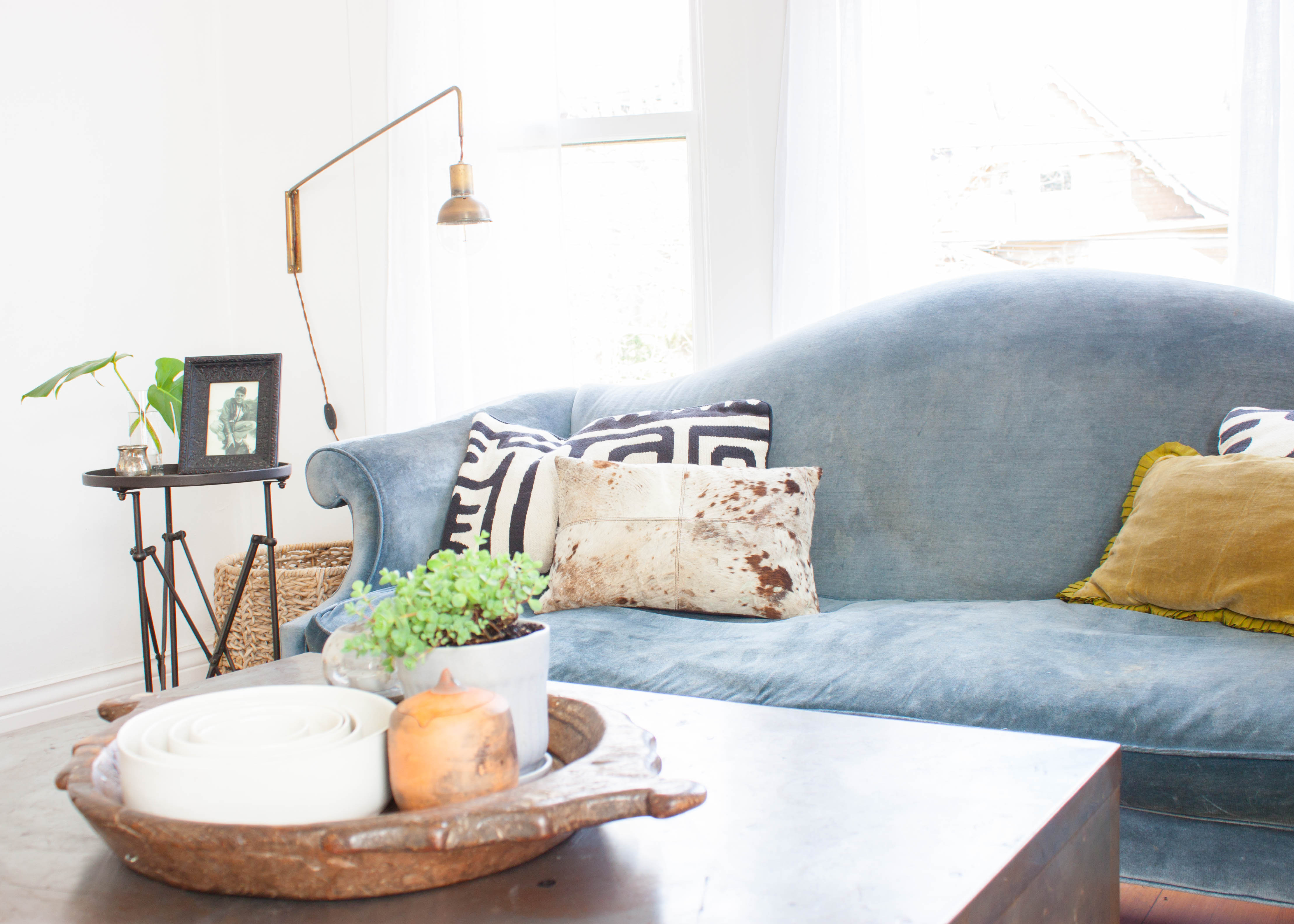 A Graphic Designer S Collected Seattle Home Apartment Therapy