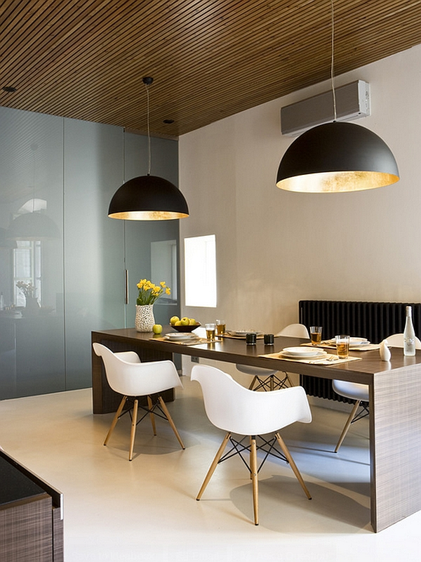 Rooms With Oversize Pendant Lighting Where To Them Apartment Therapy