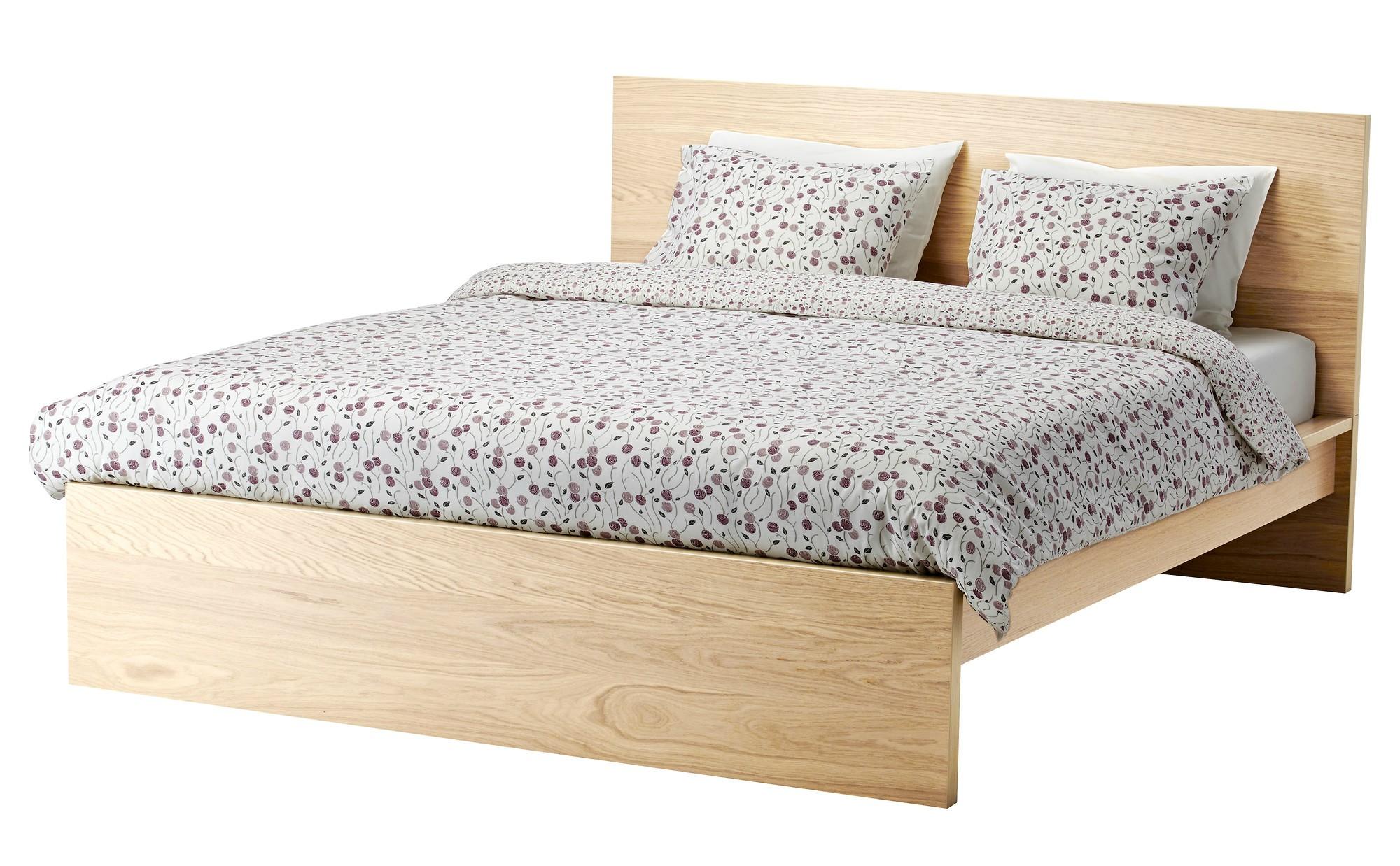 Astounding The Beautiful Upgrades Your Ikea Malm Bed Deserves Customarchery Wood Chair Design Ideas Customarcherynet