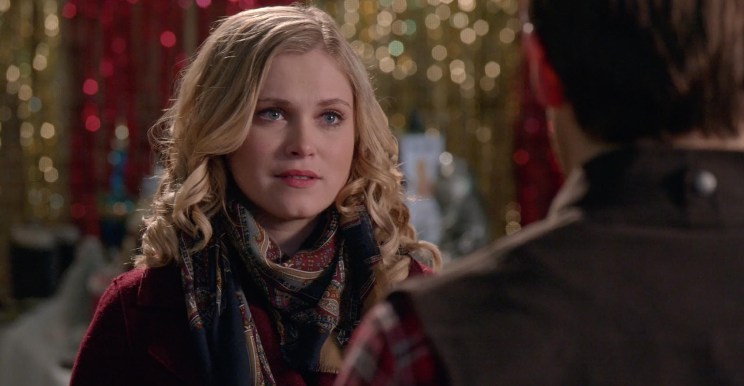 Christmas Inheritance Eliza Taylor.Netflix Special Christmas Inheritance Movie Review