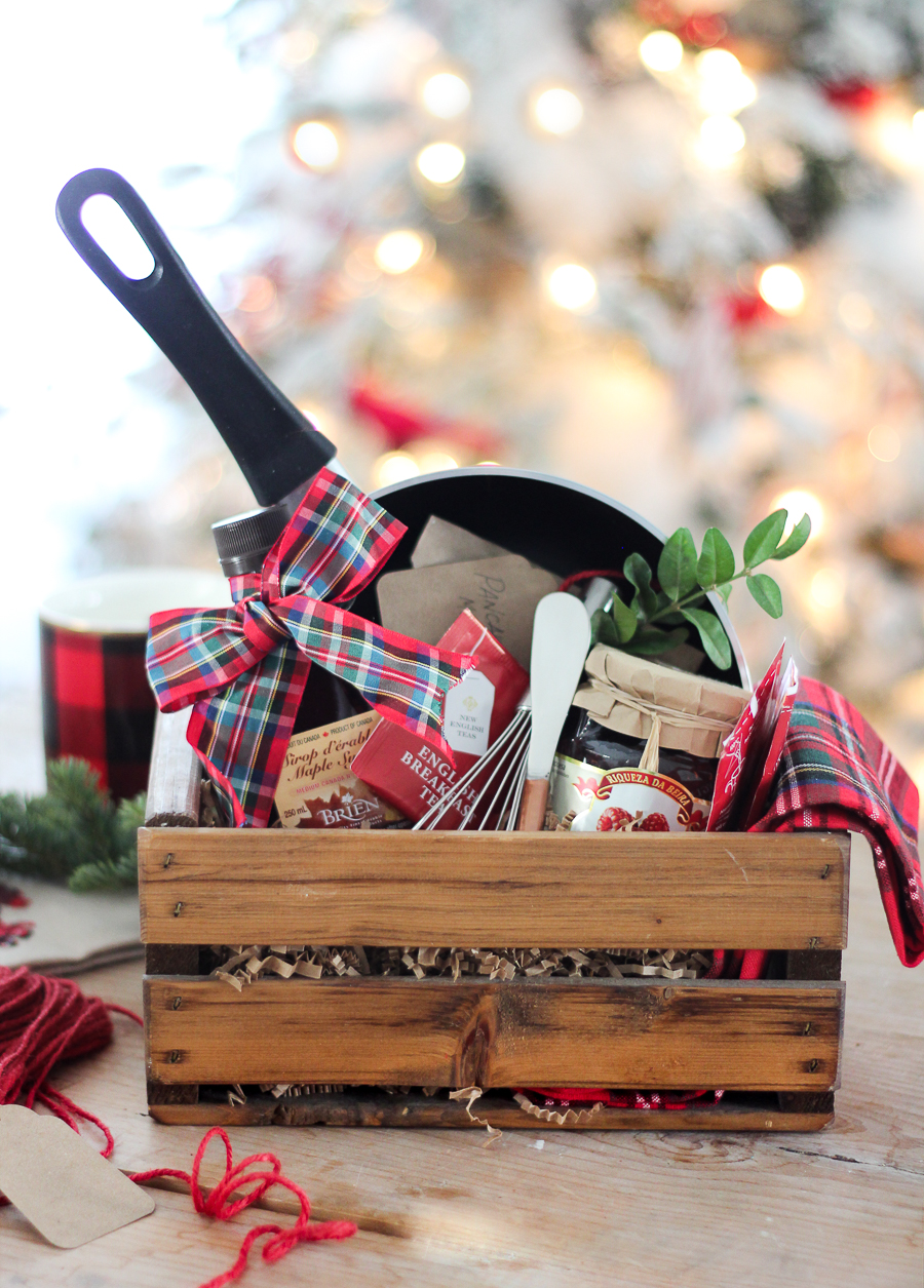 & How To Make The Perfect Gift Basket | Apartment Therapy