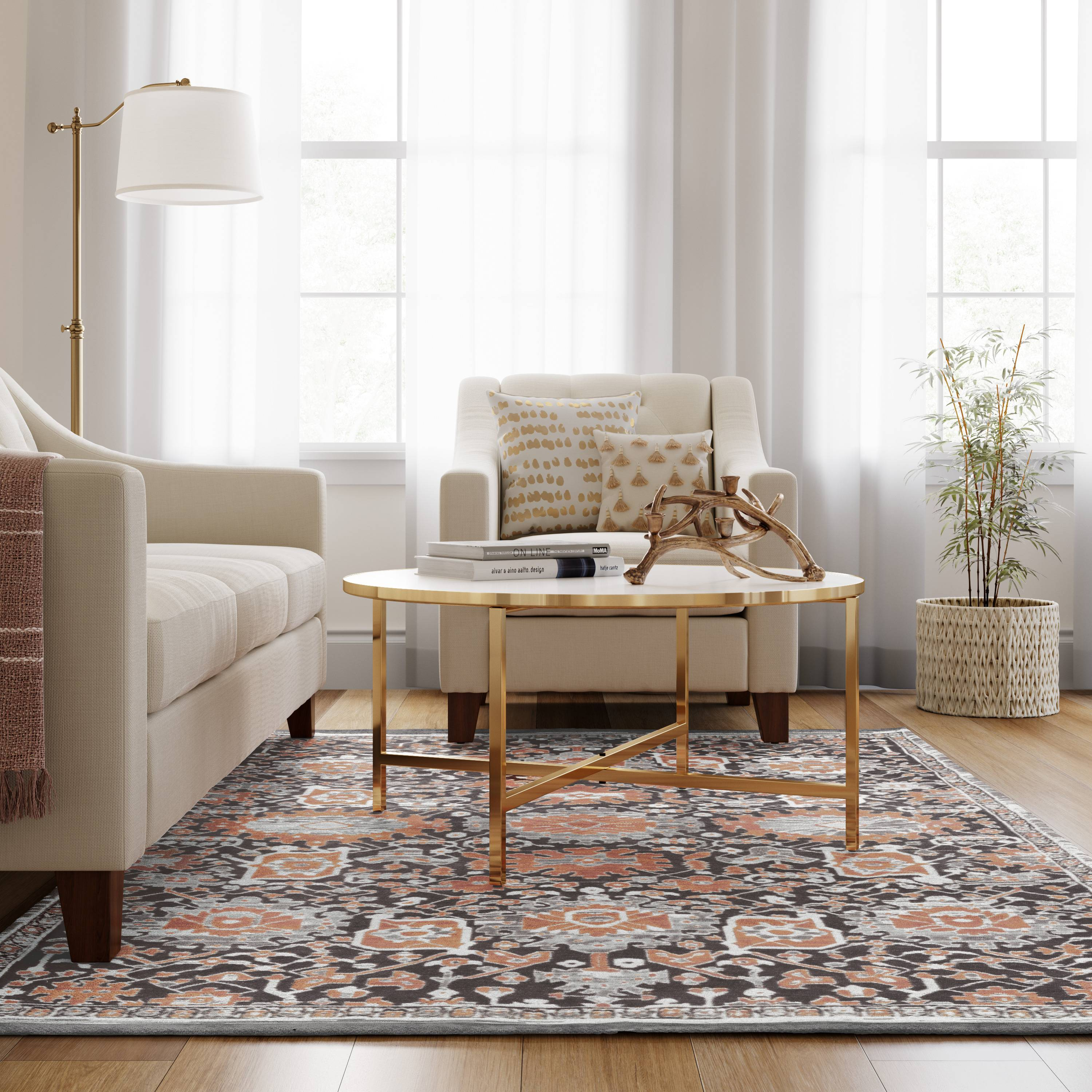 Target Rug Curtain Sale   Apartment Therapy