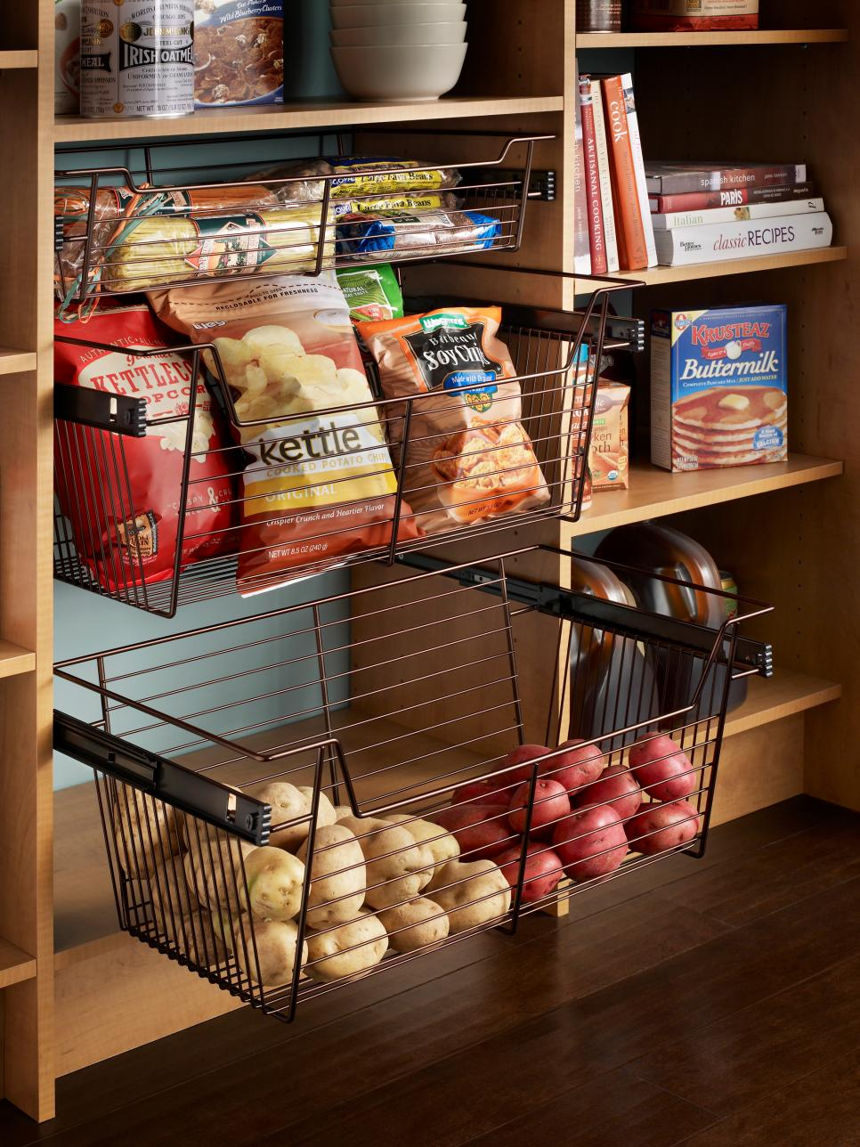 Pantry Upgrades And Organization Improve Your Kitchen