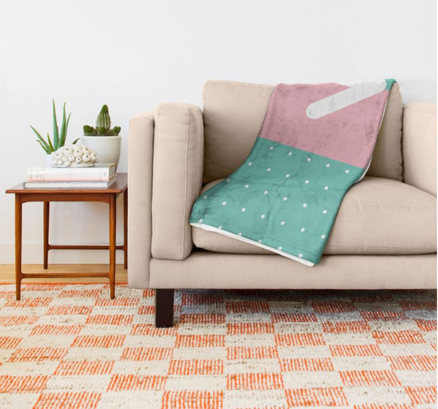 Two 80s Styles Are Back Terrazzo Memphis Apartment Therapy
