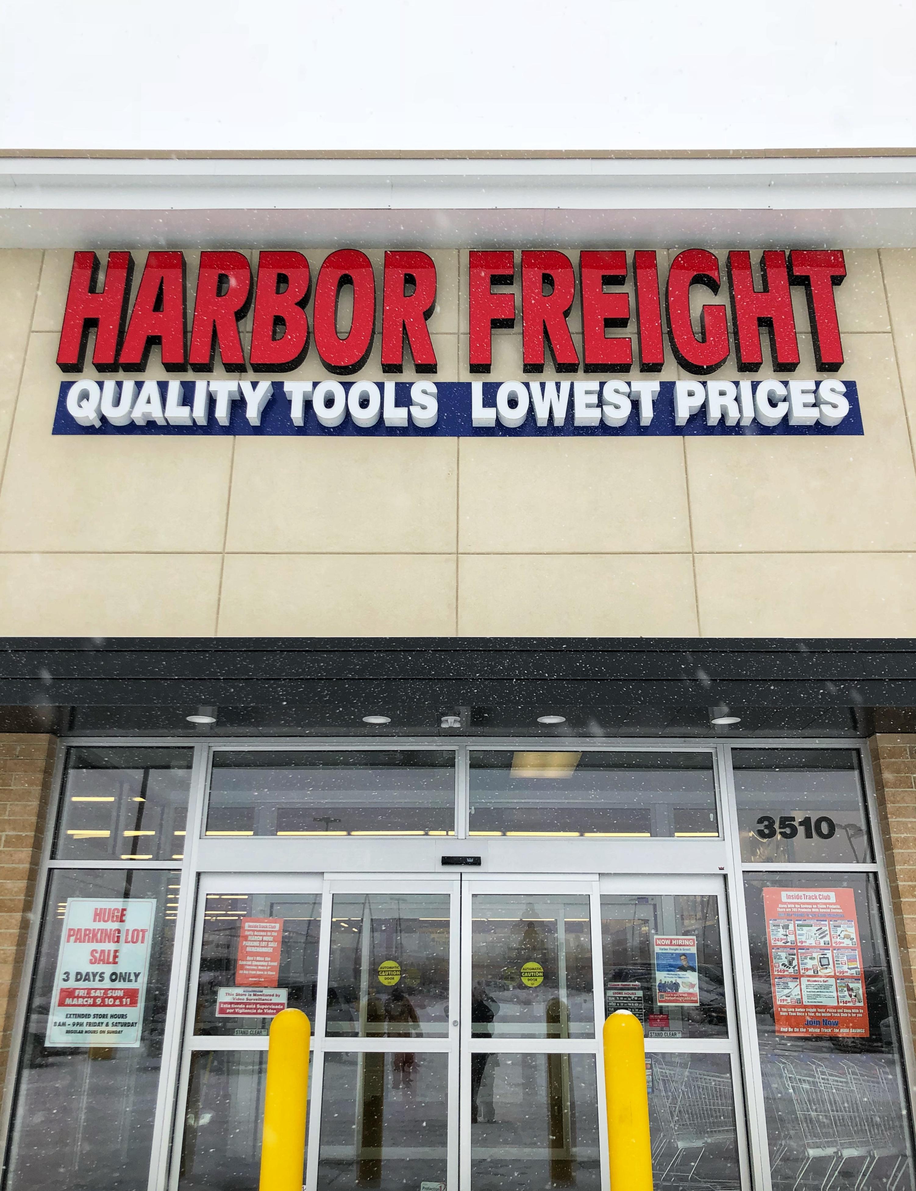 Harbor Freight Tools - Our Favorite DIY Picks   Apartment