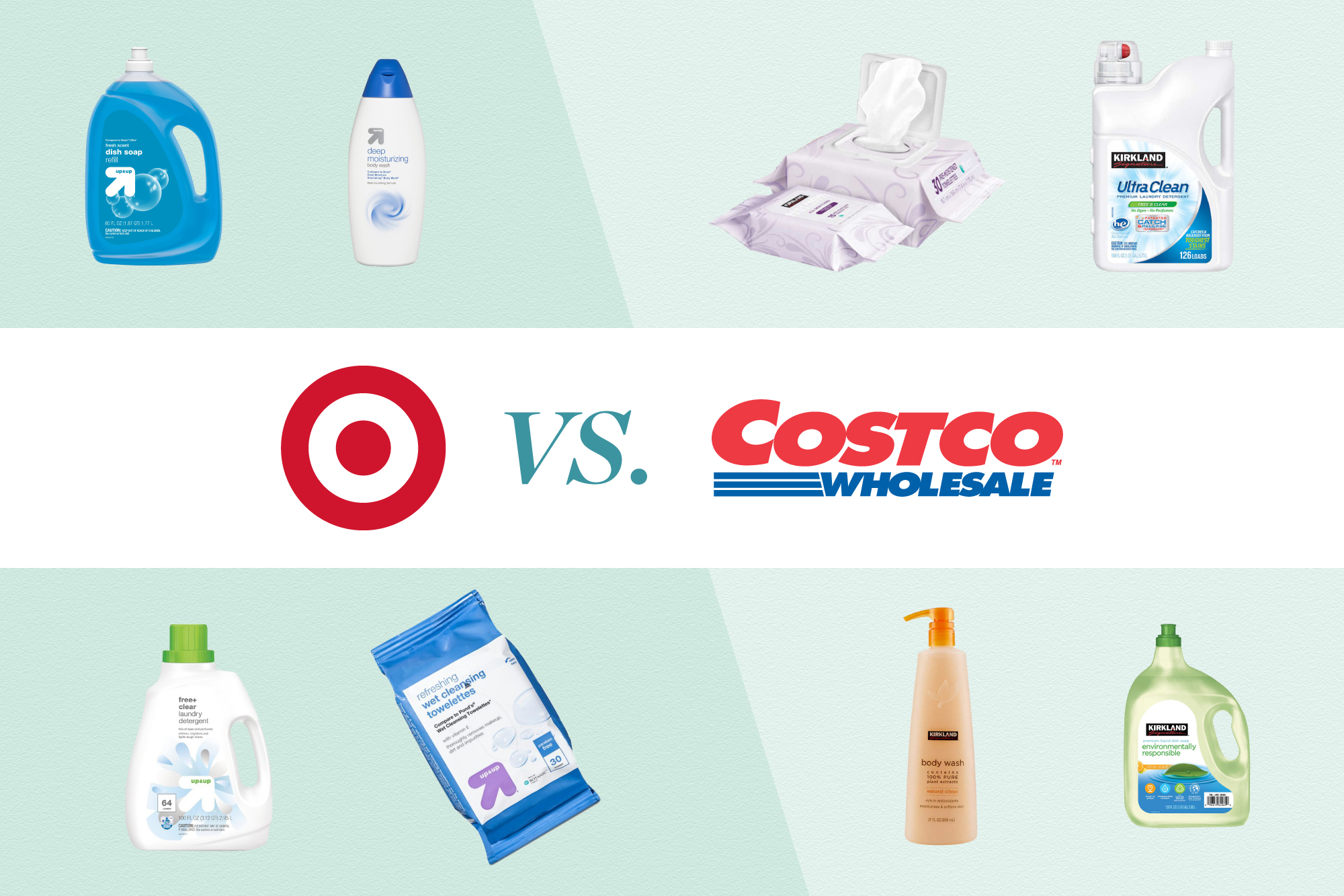 Costco vs  Target Price Comparison | Apartment Therapy