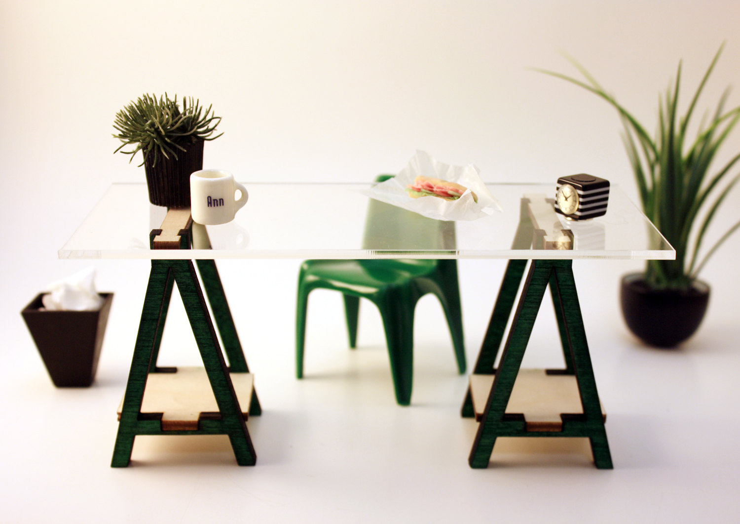 Mini ikea dollhouse furniture is whats missing in your life right now