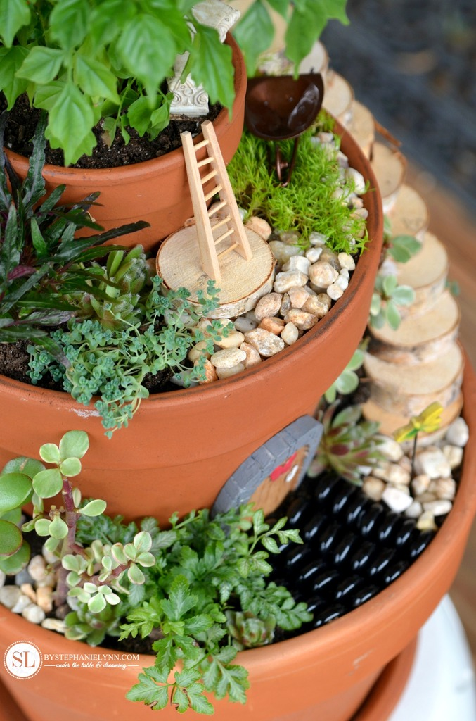 Apartment Therapy & Fairy Garden Ideas - Supplies Kits Containers | Apartment Therapy