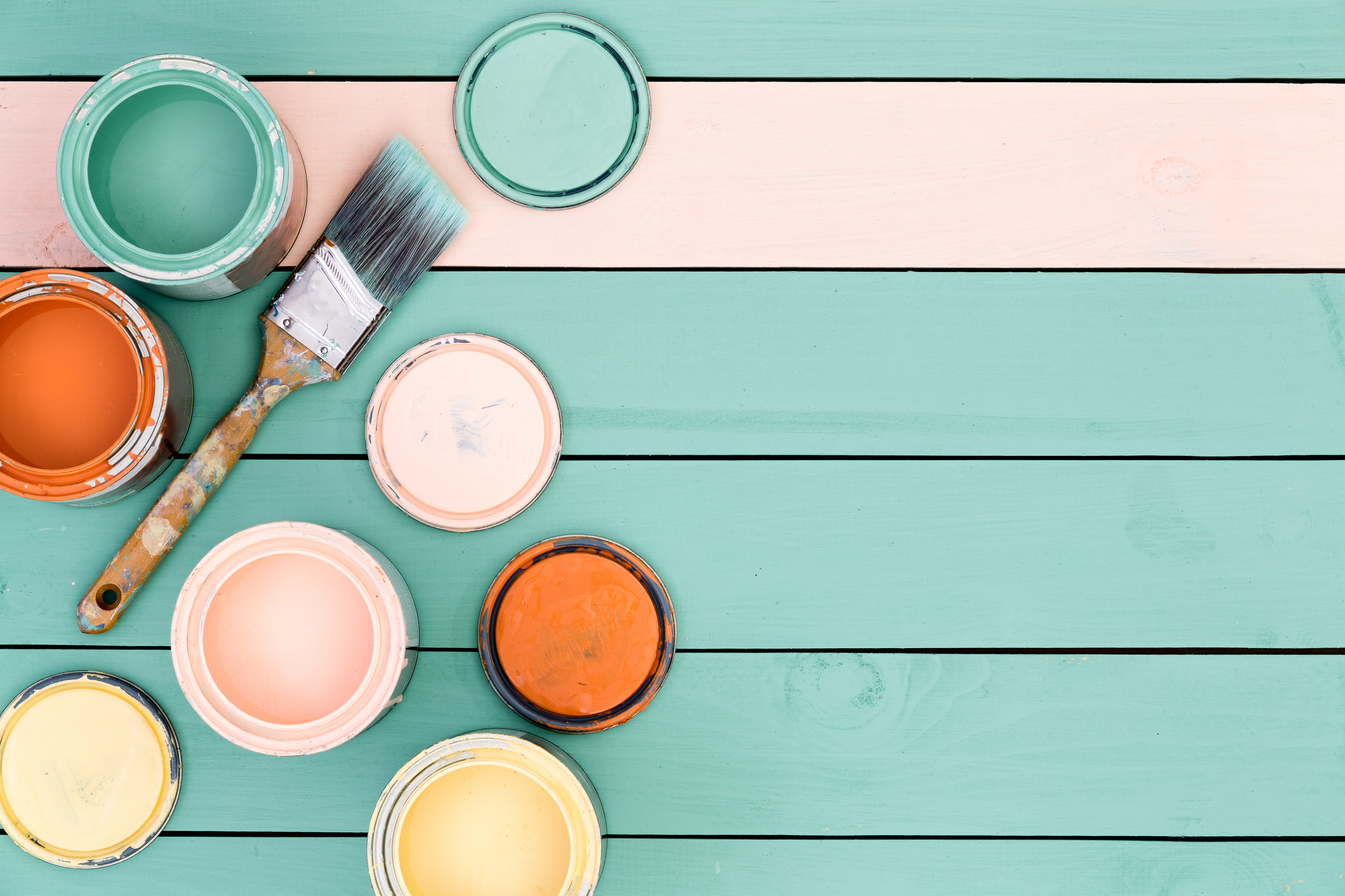 Why You Should Add Baking Soda to Latex Paint