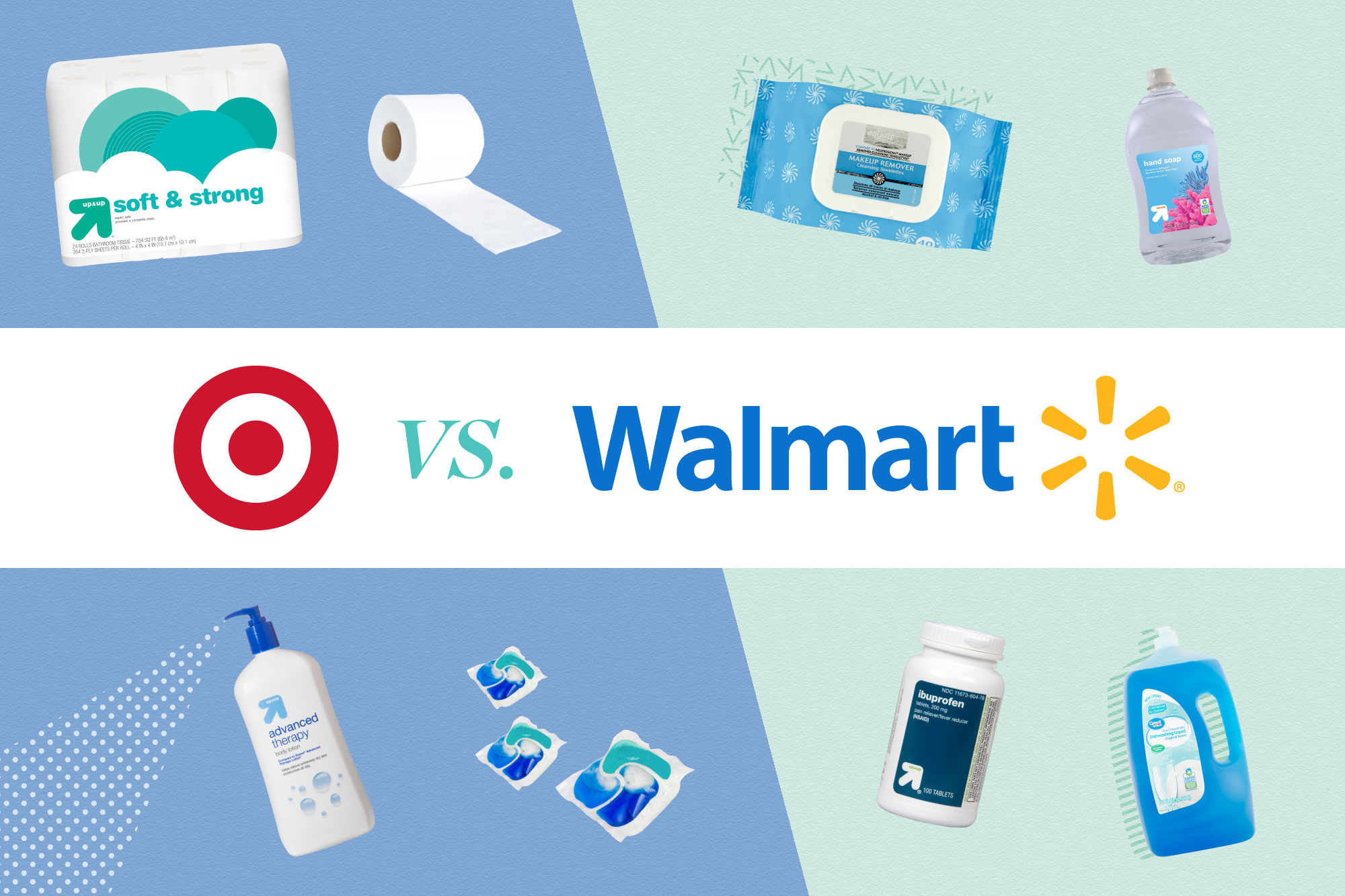 Walmart vs Target Price Comparison | Apartment Therapy