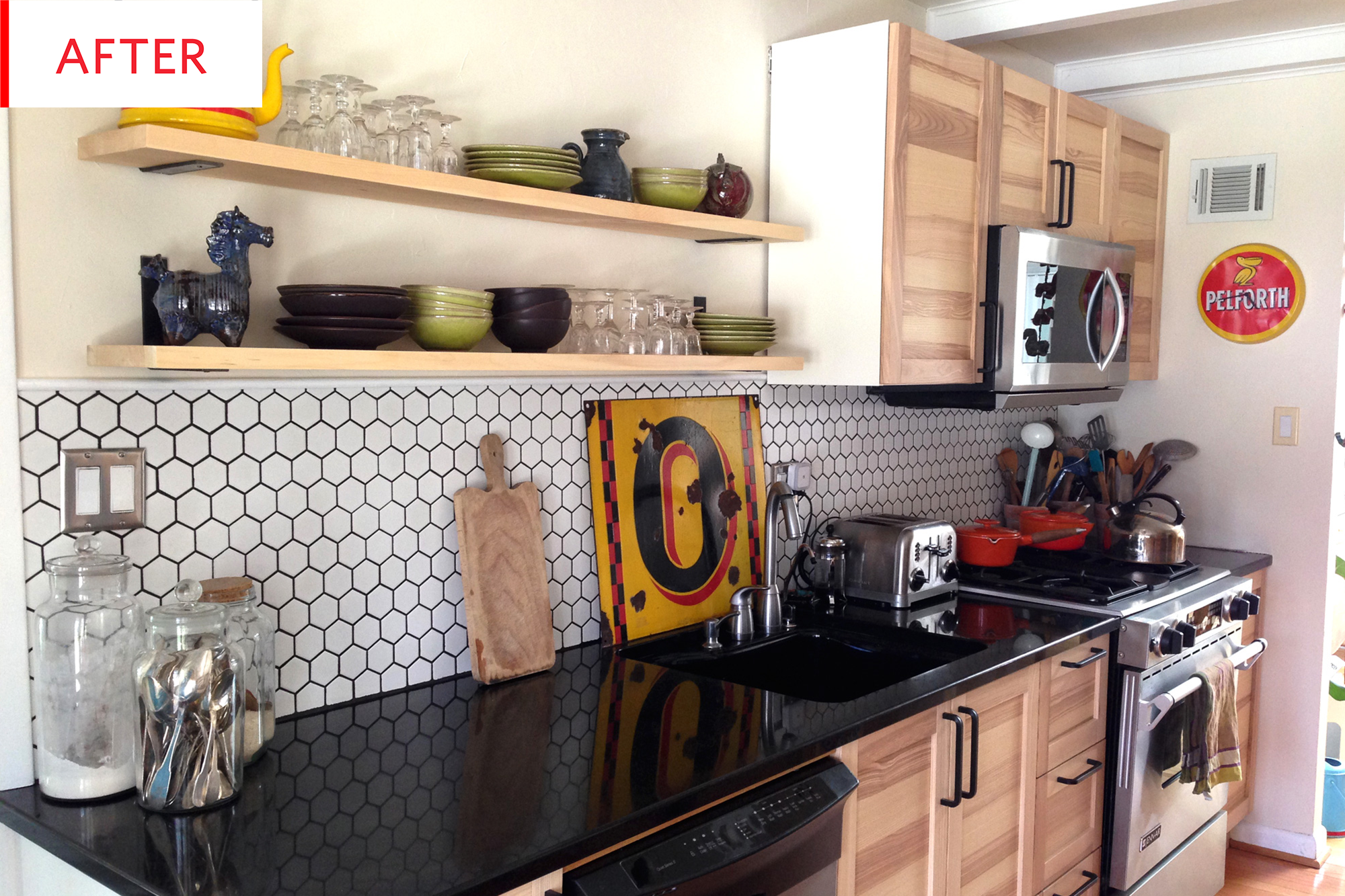 IKEA Kitchen Cabinets - SEKTION Doors | Apartment Therapy