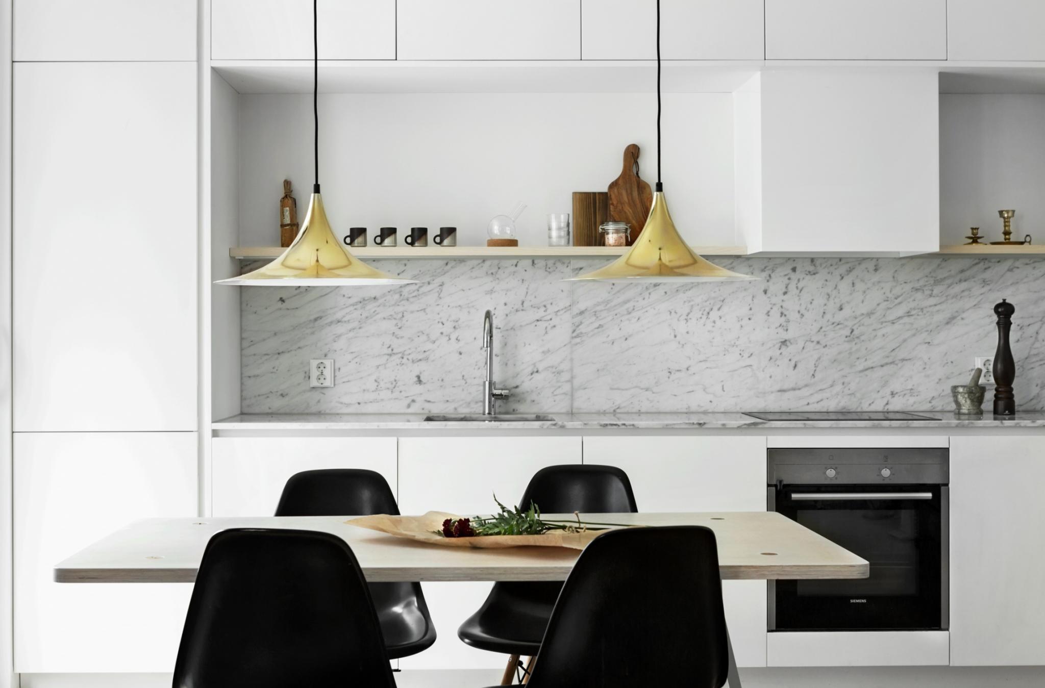 - Kitchen Backsplash Ideas - Easy To Clean Apartment Therapy