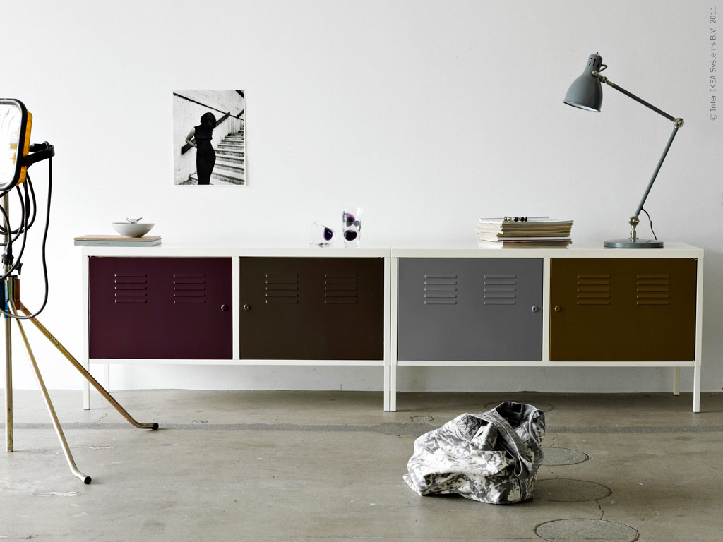 Credenza Industrial Ikea : The ikea storage piece we spot over and again it s under