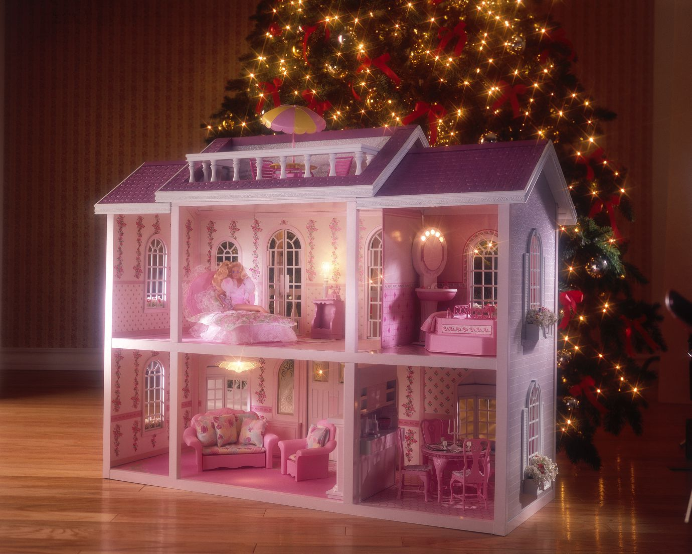 Barbie Dreamhouse Design History Architect Review Apartment Therapy