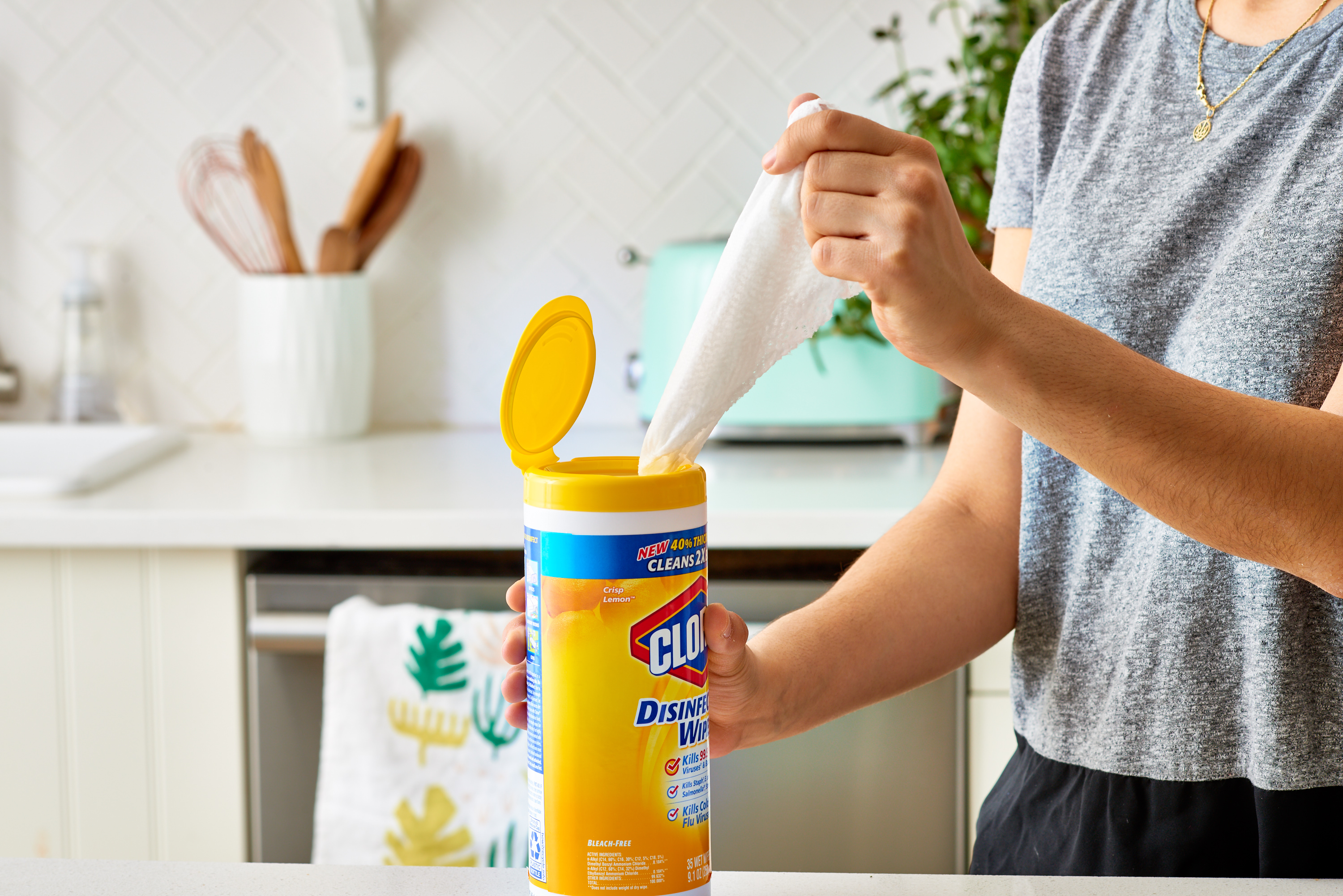 Clorox Wipes Cleaning and Disinfectant Tips | Apartment Therapy