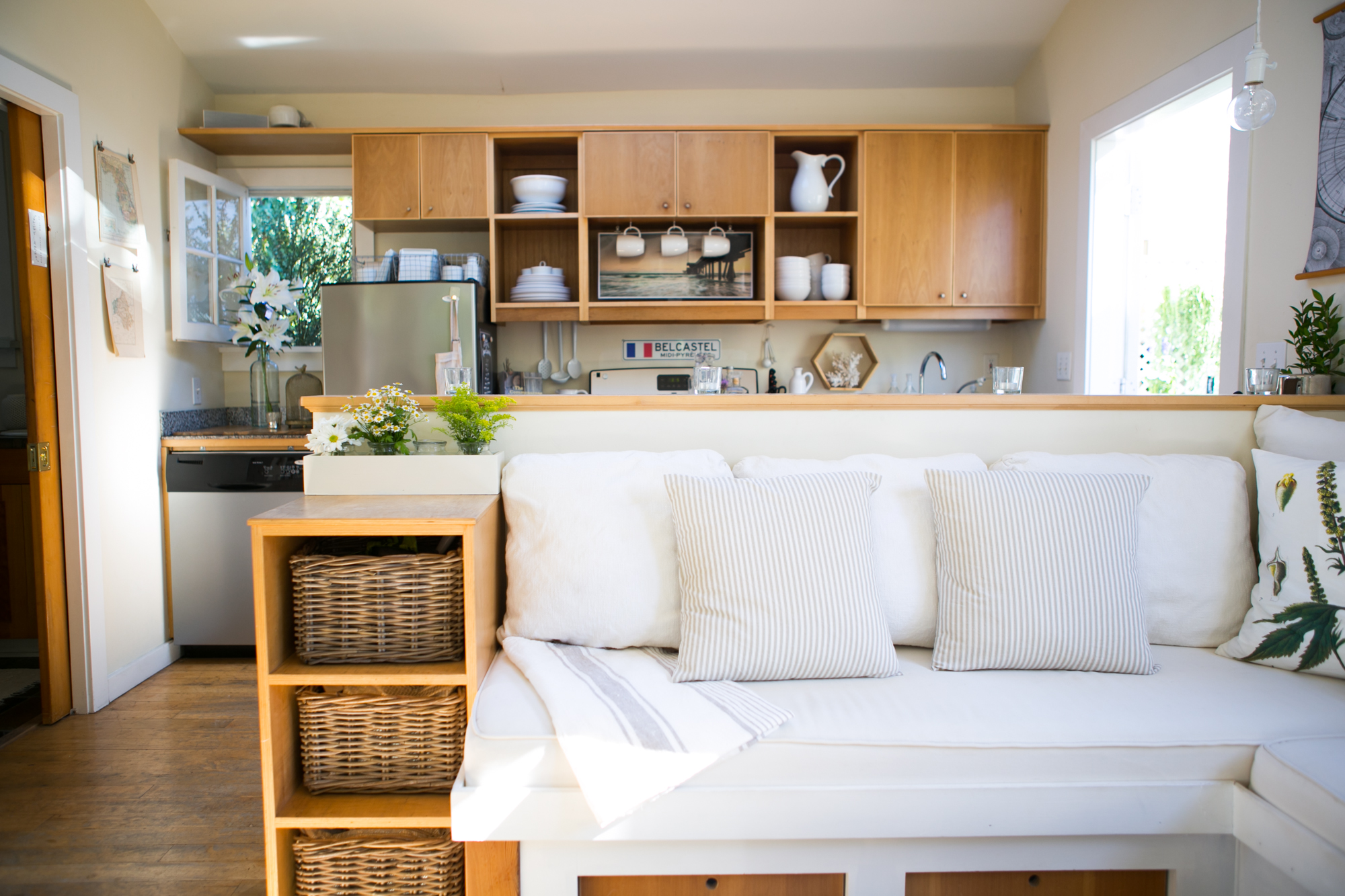 Tiny House Storage Tips For Small Es Apartment Therapy