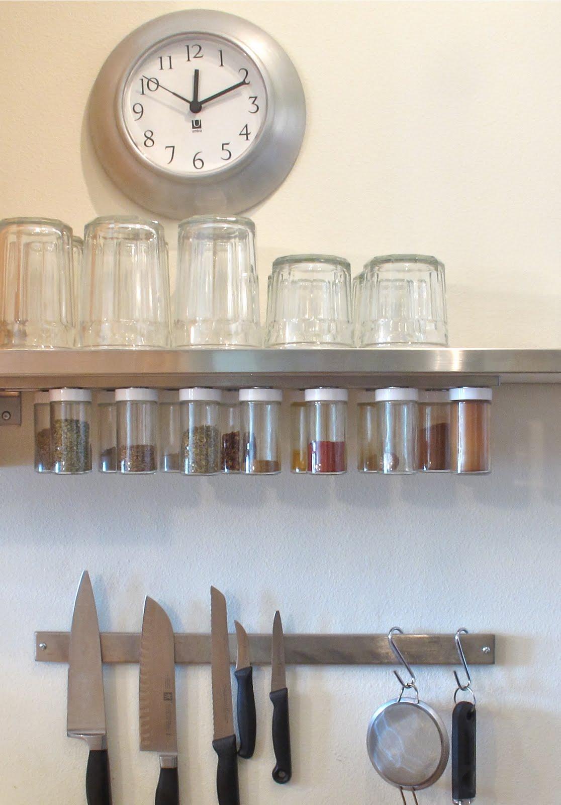 Kitchen Storage Ideas Under Cabinet Organizers Apartment