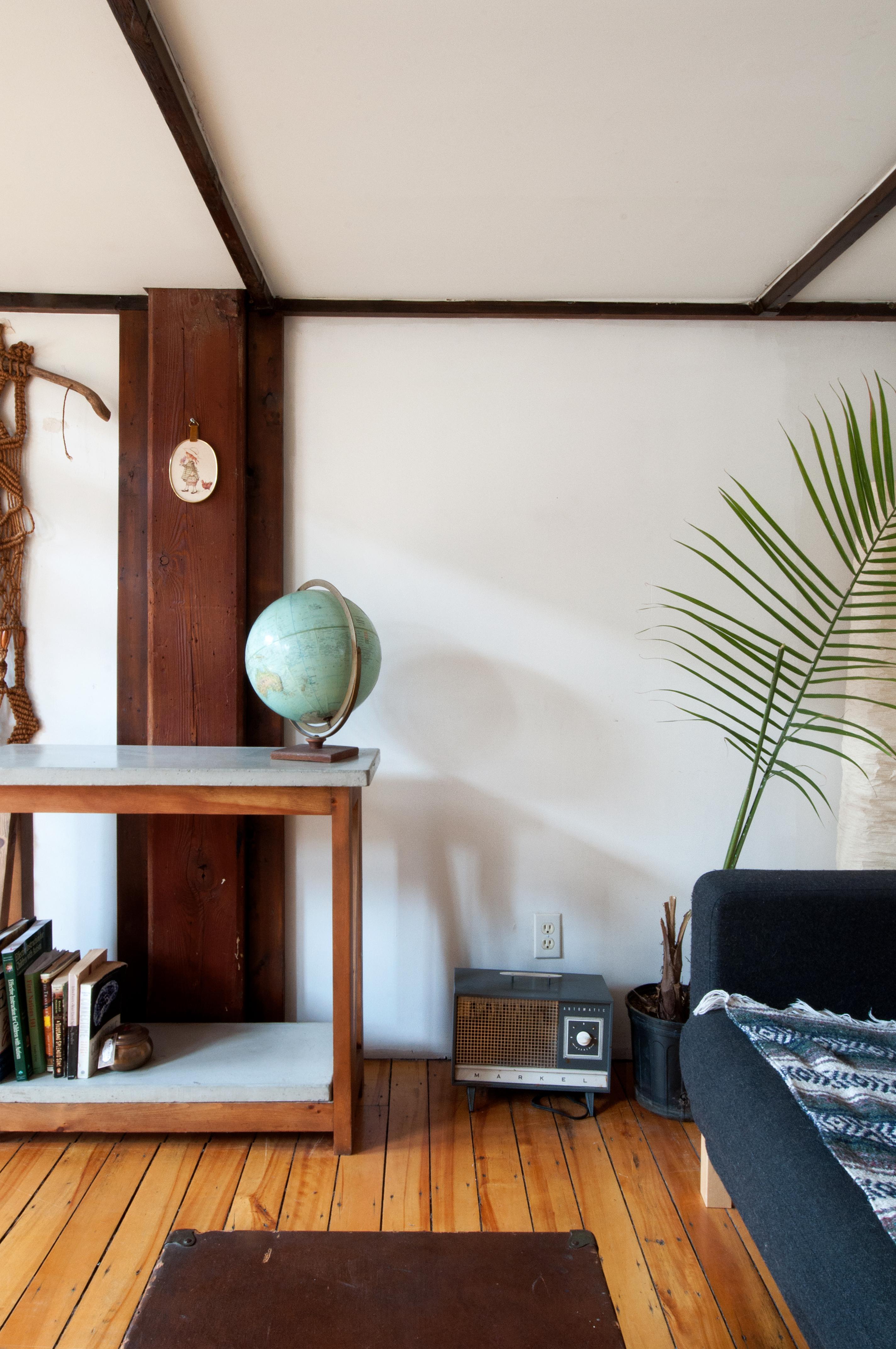 Montreal Loft Home Tour Kobo Concrete Co Founder Apartment Therapy