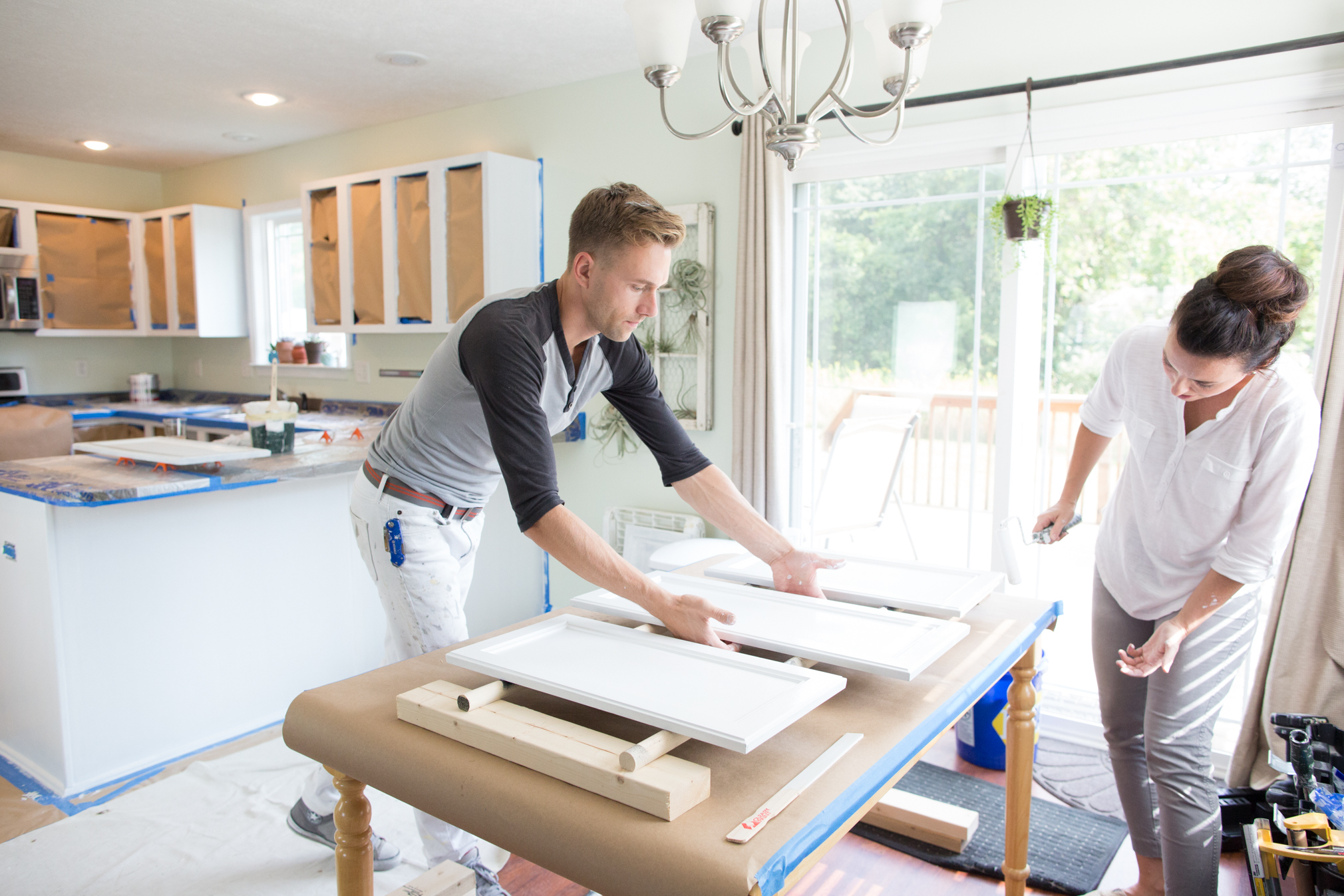 Kitchen Cabinets Painting Cost Apartment Therapy
