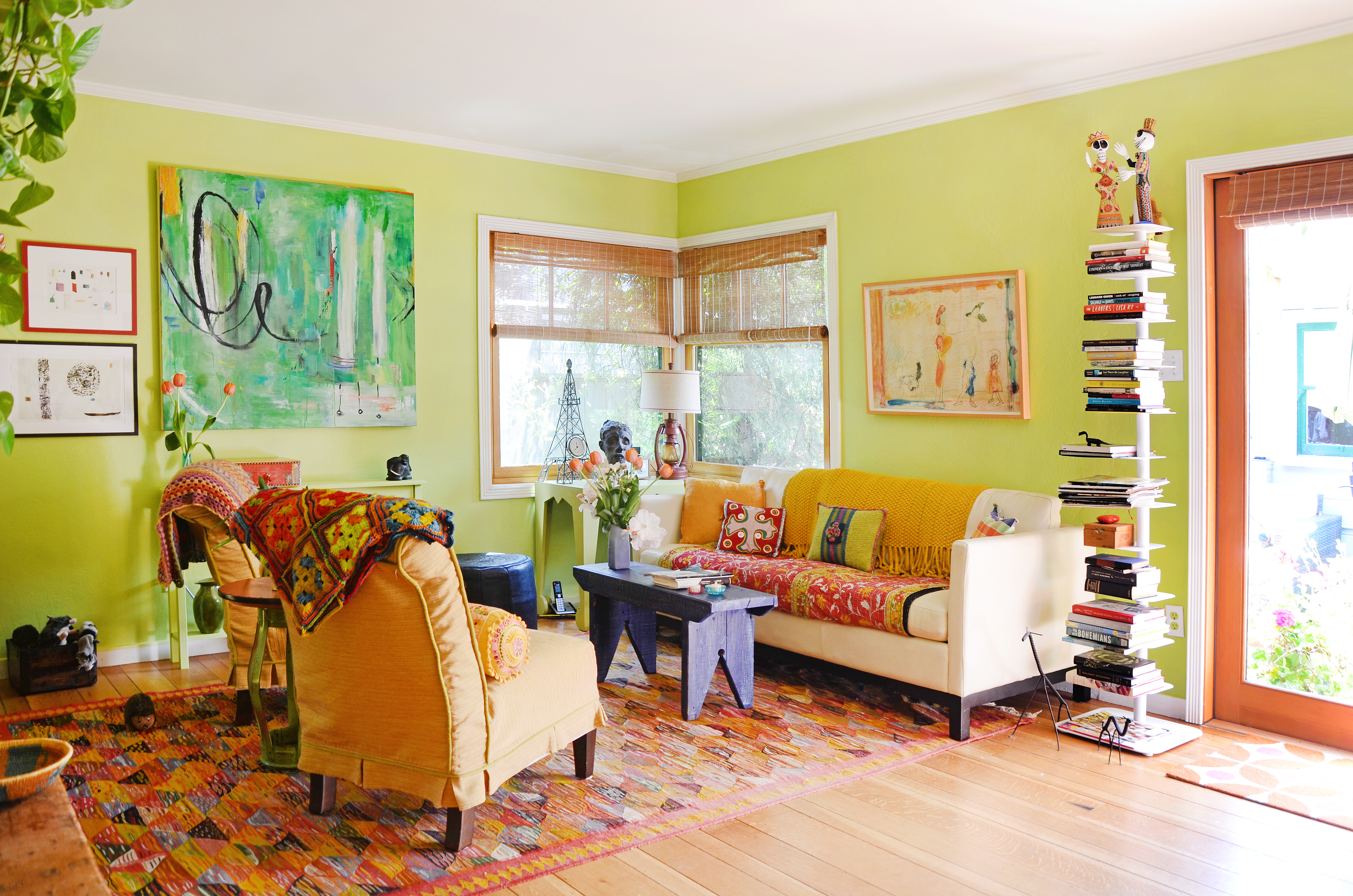 A Rule-Breaking Bay Area Home Proves the Best Color ...