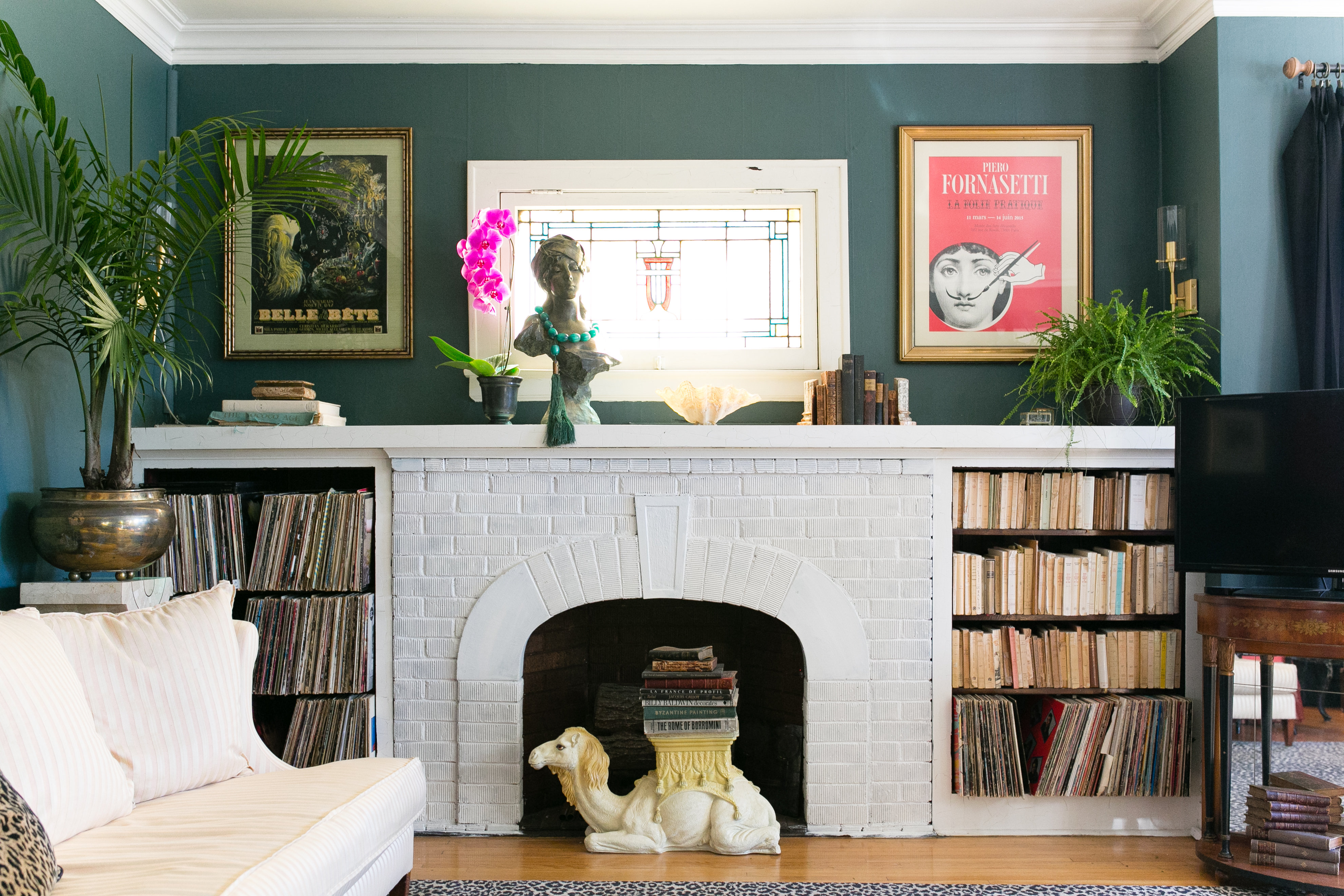 Best Living Room Colors - Living Room Paint Ideas ...